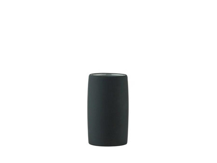 Södahl Mono tandbørsteholder, 11 cm, sort