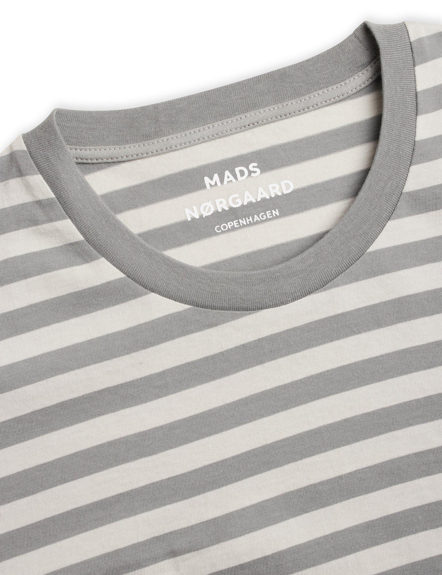 Mads Nørgaard Midi Thor t-shirt, monument/lunar rock, large