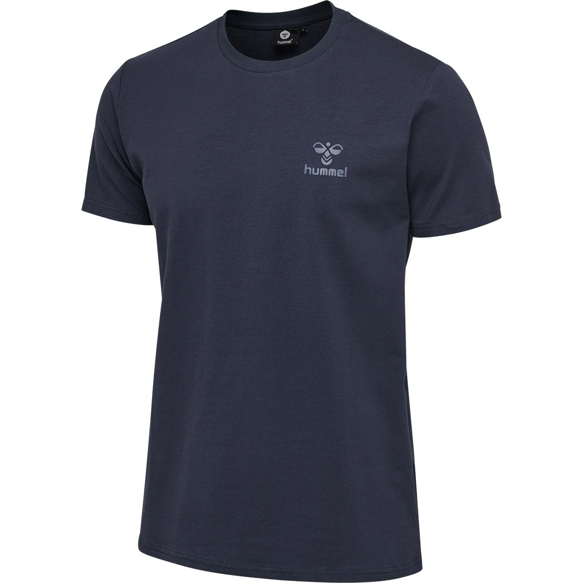 Hummel Sigge t-shirt, marineblå, large