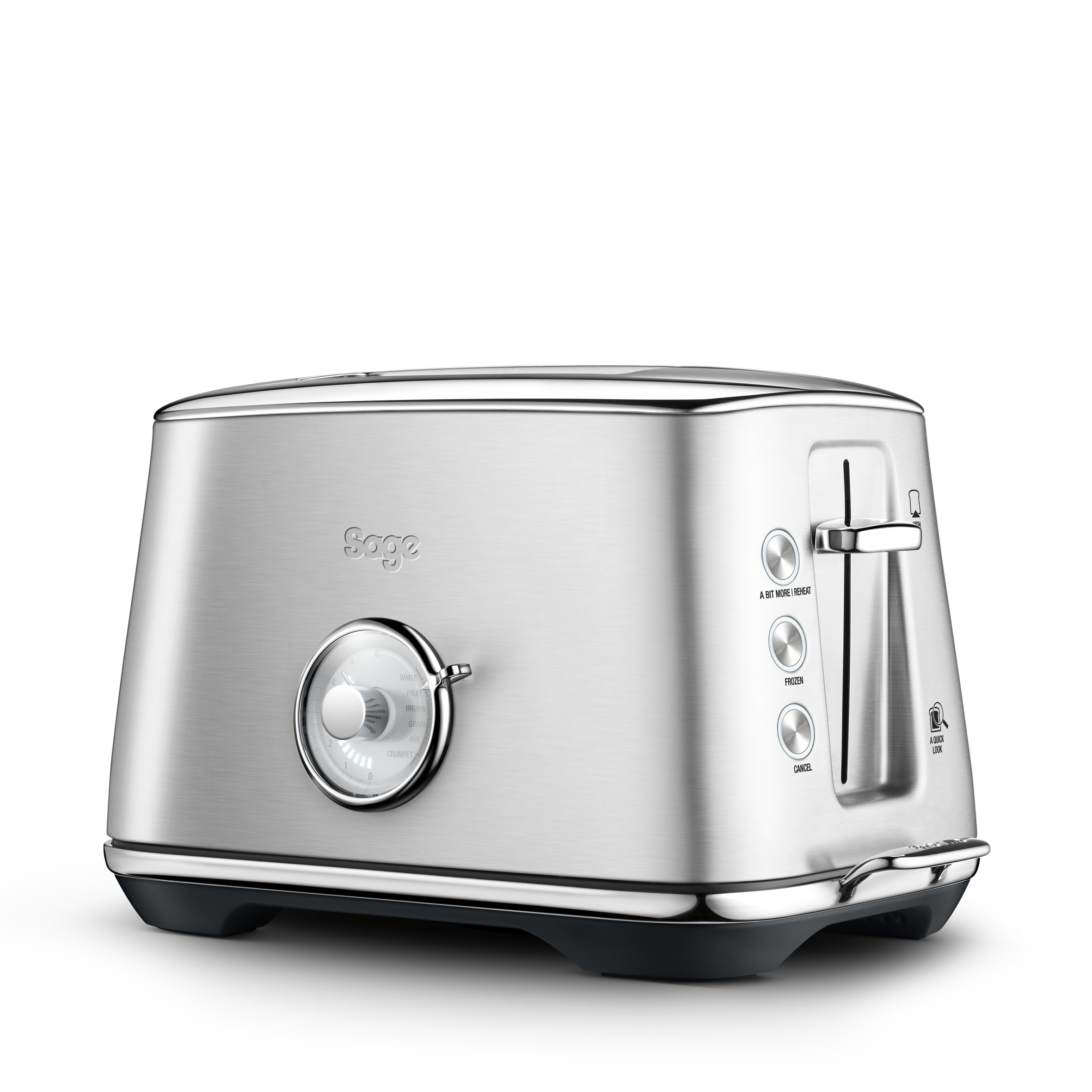 Sage The Luxe toaster