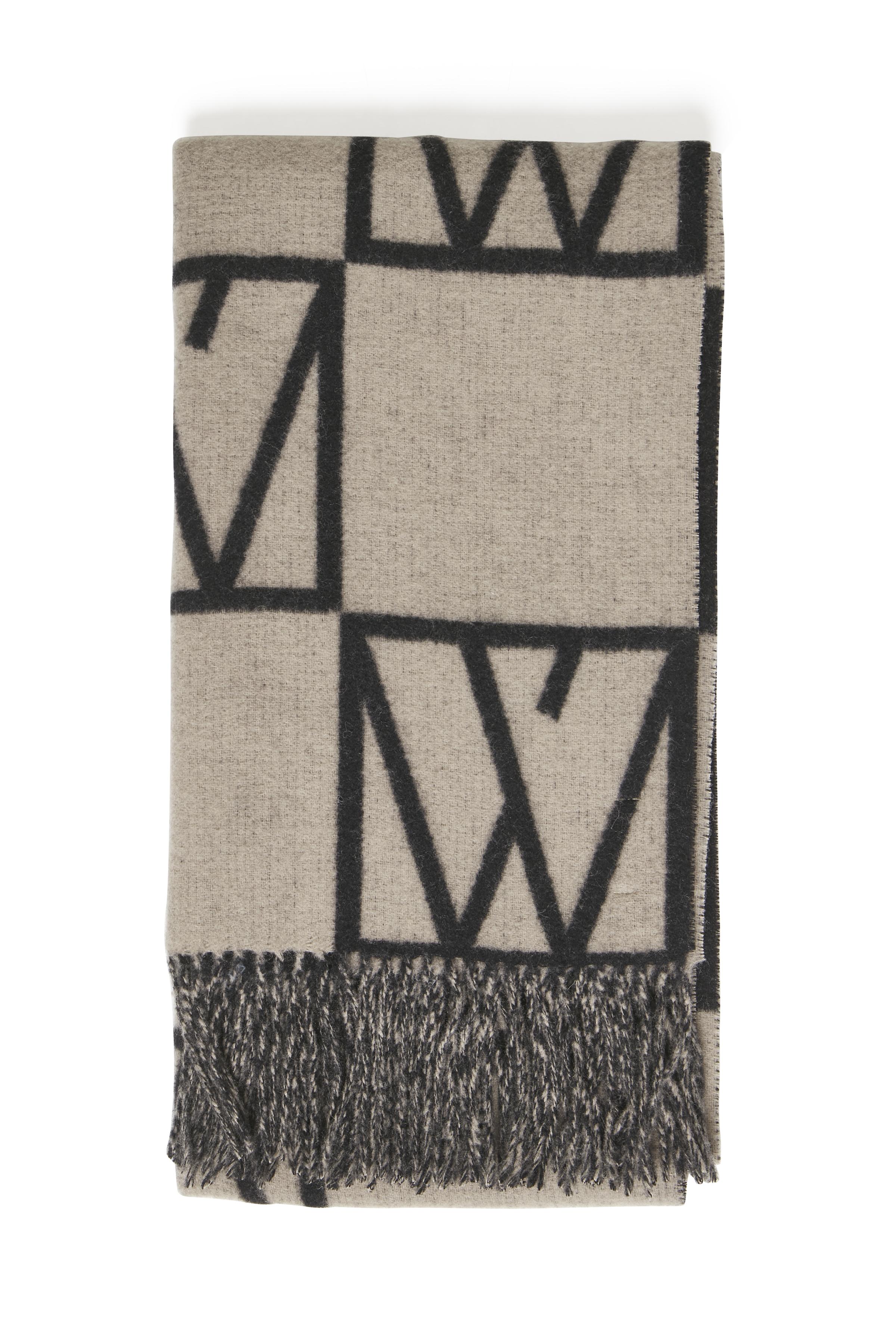 Inwear Myrtheiw halstørklæde, beige