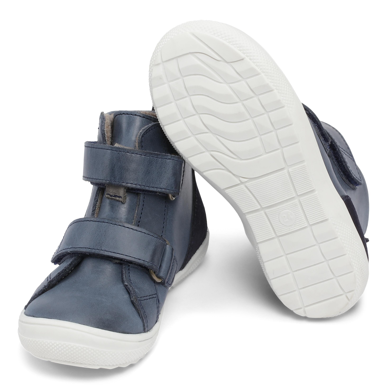 Bundgaard Storm Velcro TEX støvler, navy, 26