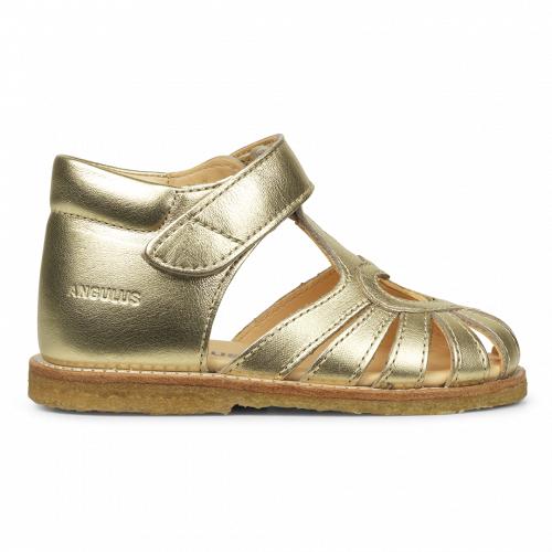 Angulus 0572-101 sandal, guld, 25