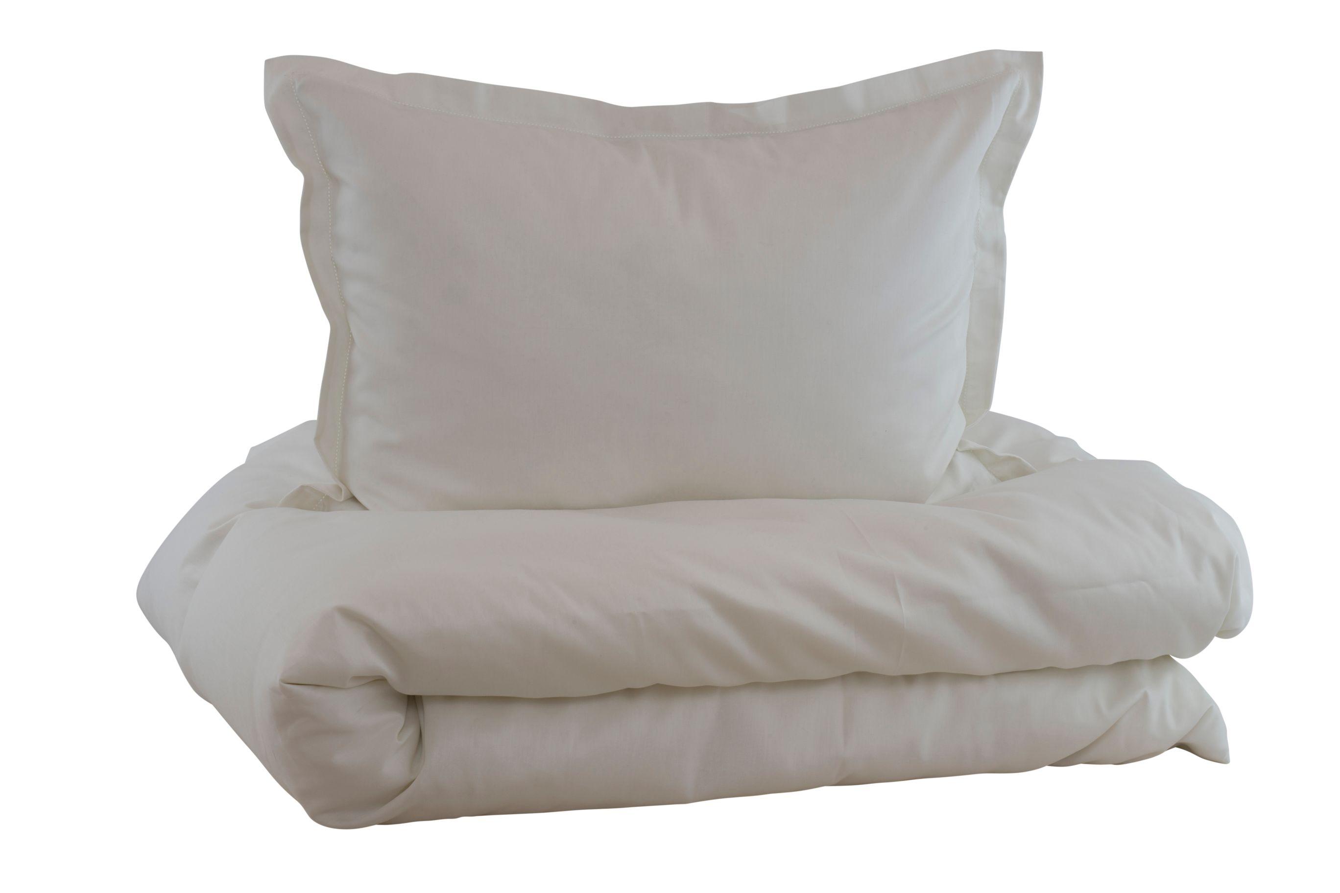 Borås Grand sengelinned, 140x220 cm, white sand