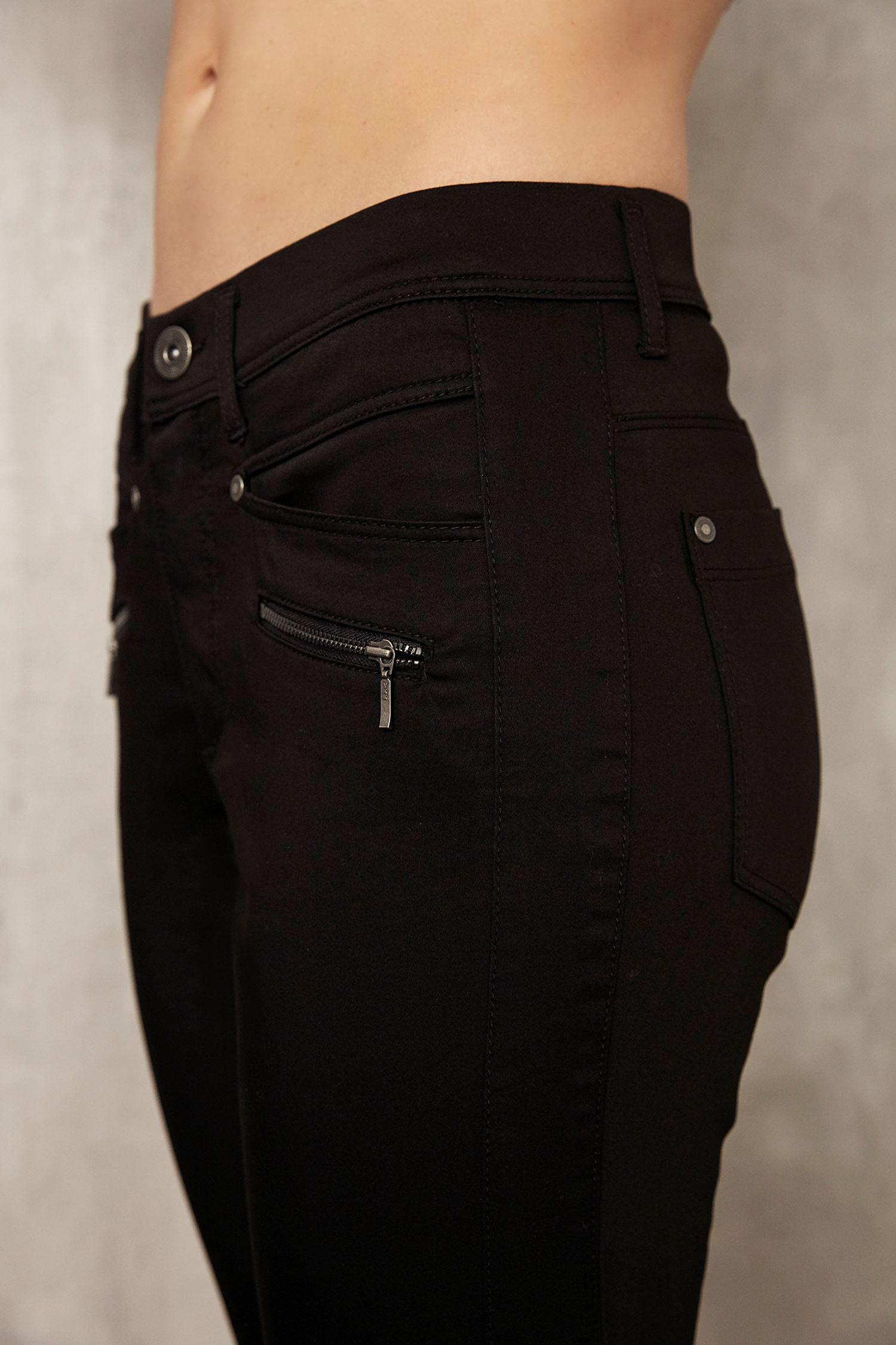2-Biz Rany pants, black, 44