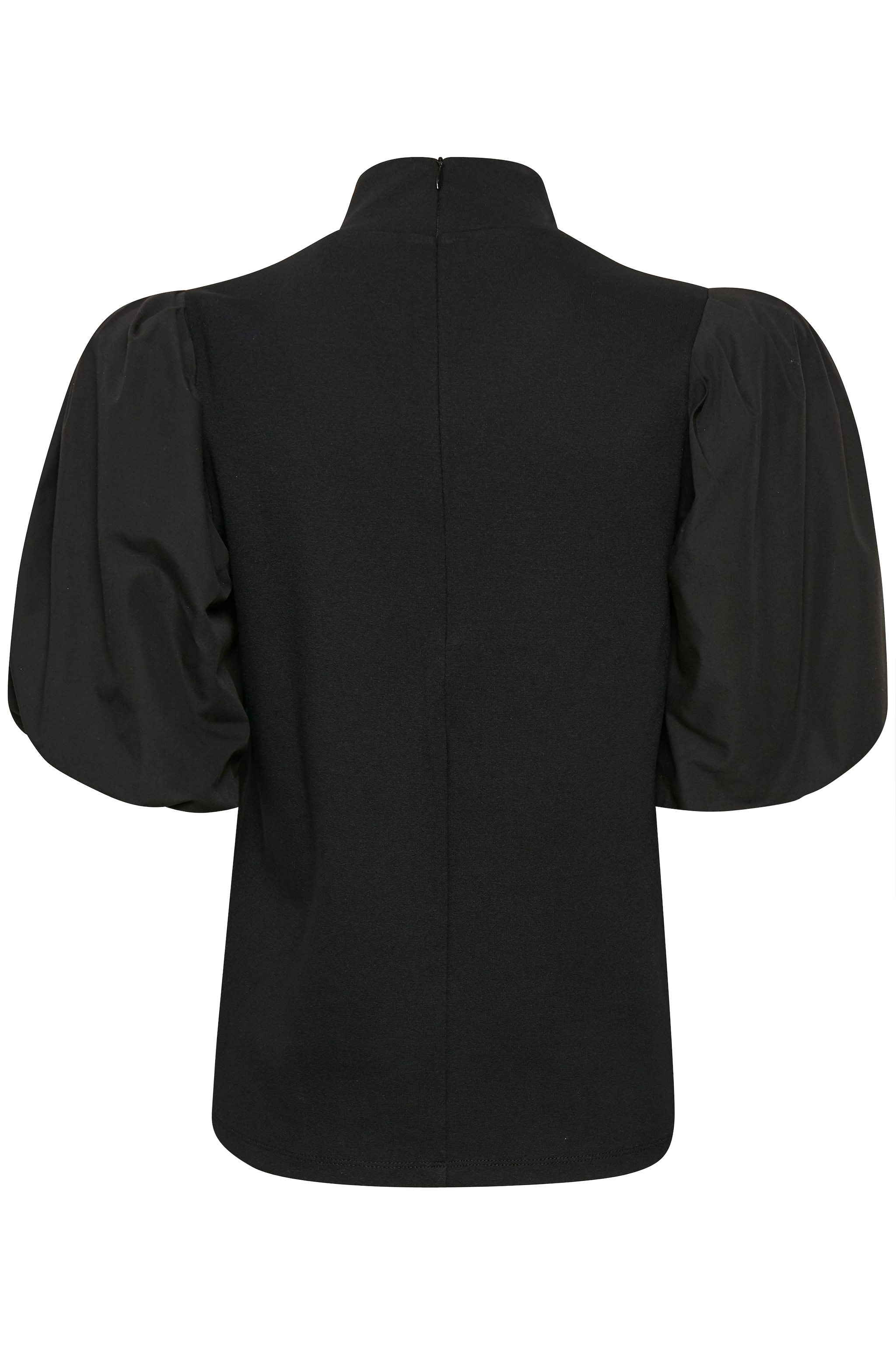 Gestuz Bima top, black, small