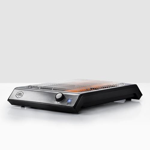 OBH Nordica 2639 Inox Horizon Steel toaster