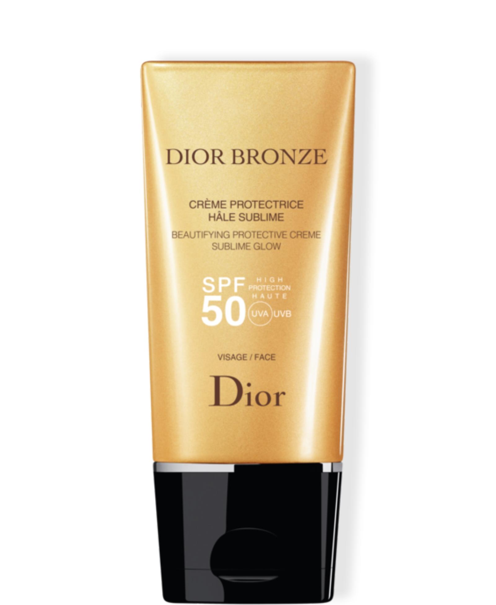 DIOR Dior Bronze Protective Creme Face