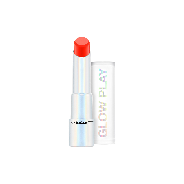 MAC Glow Play Lip Balm, rouge awakening