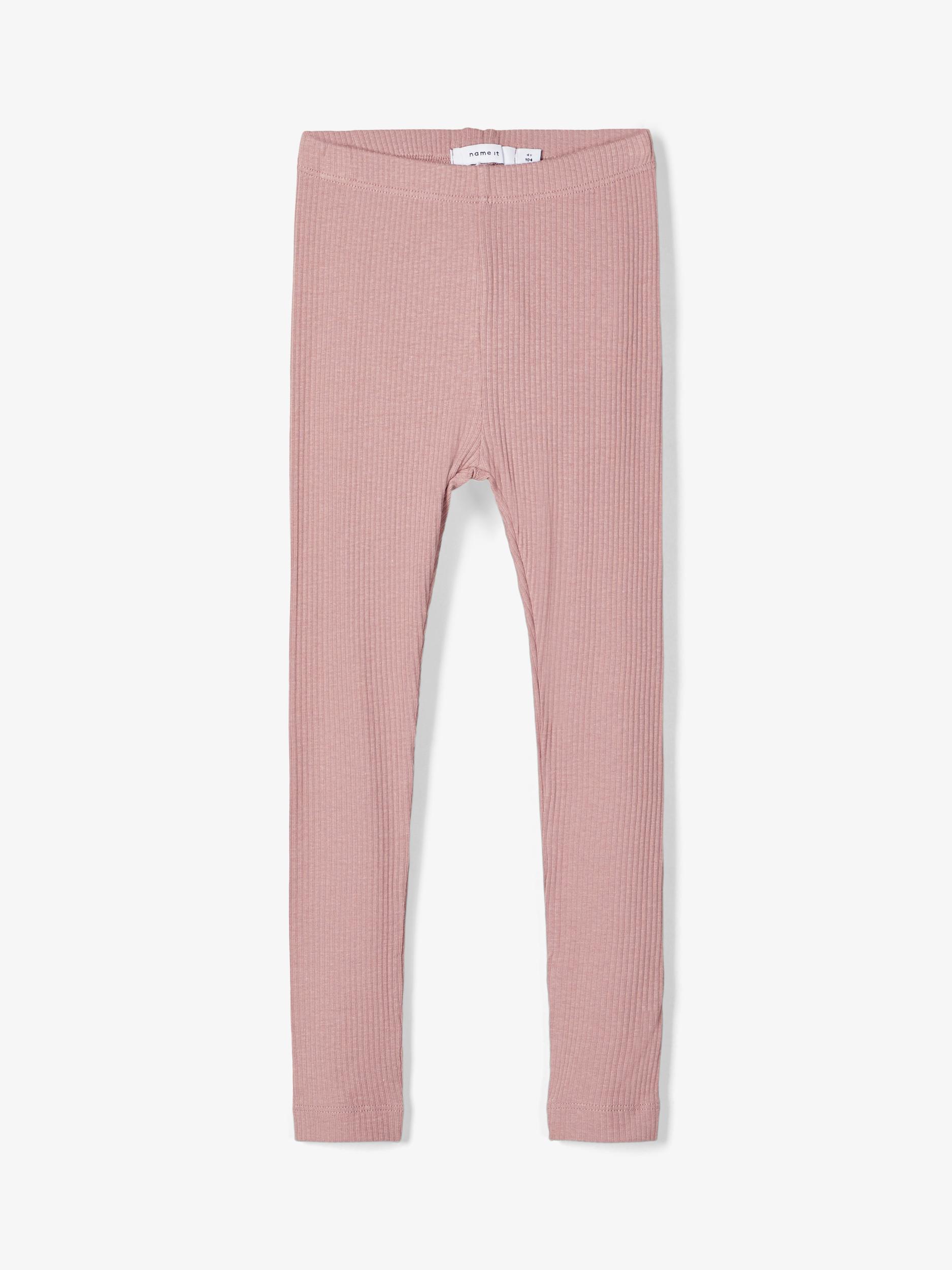 Name It Kabex leggings, woodrose, 98