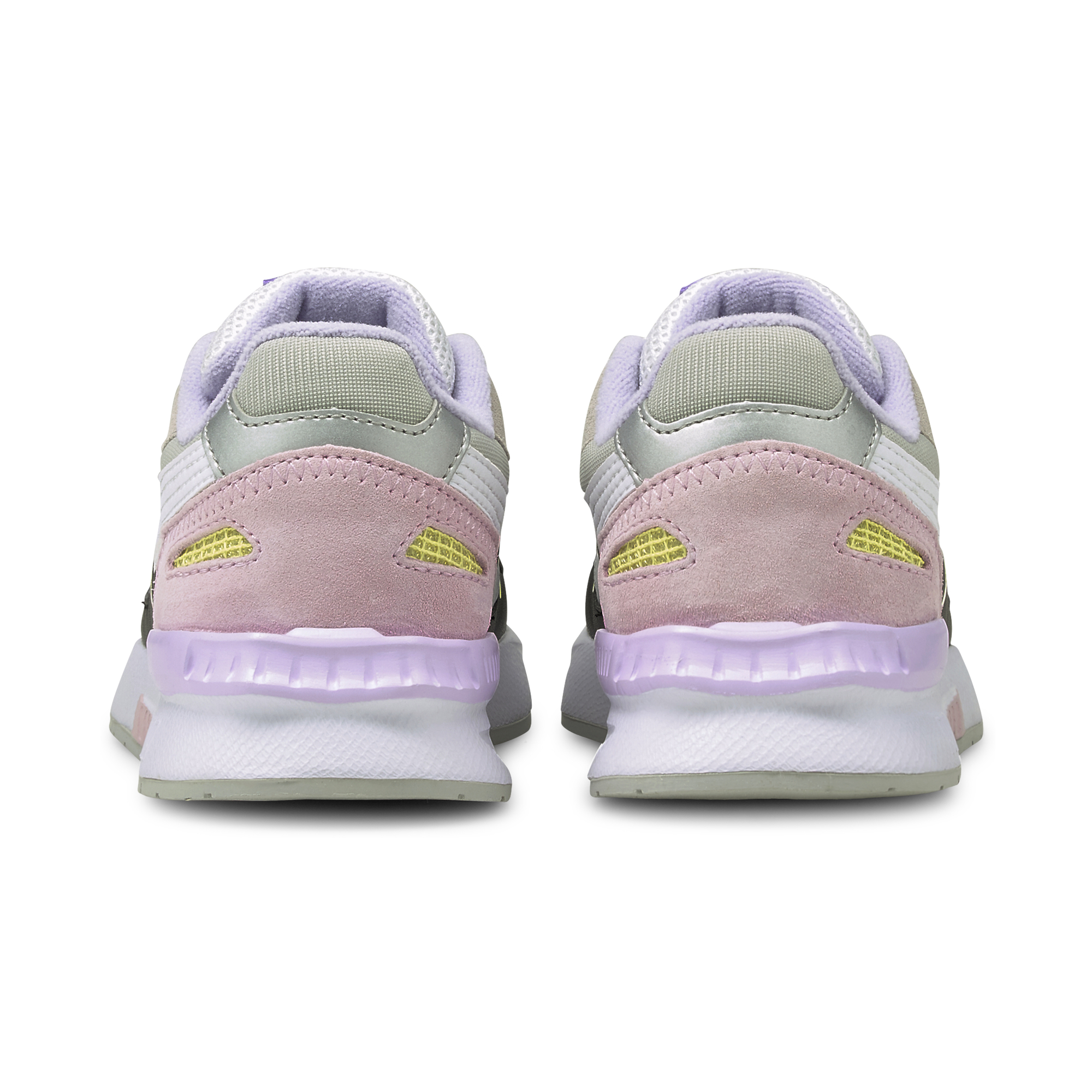 Puma Mirage Mox Vision PS sneakers, white-pink lady, 29