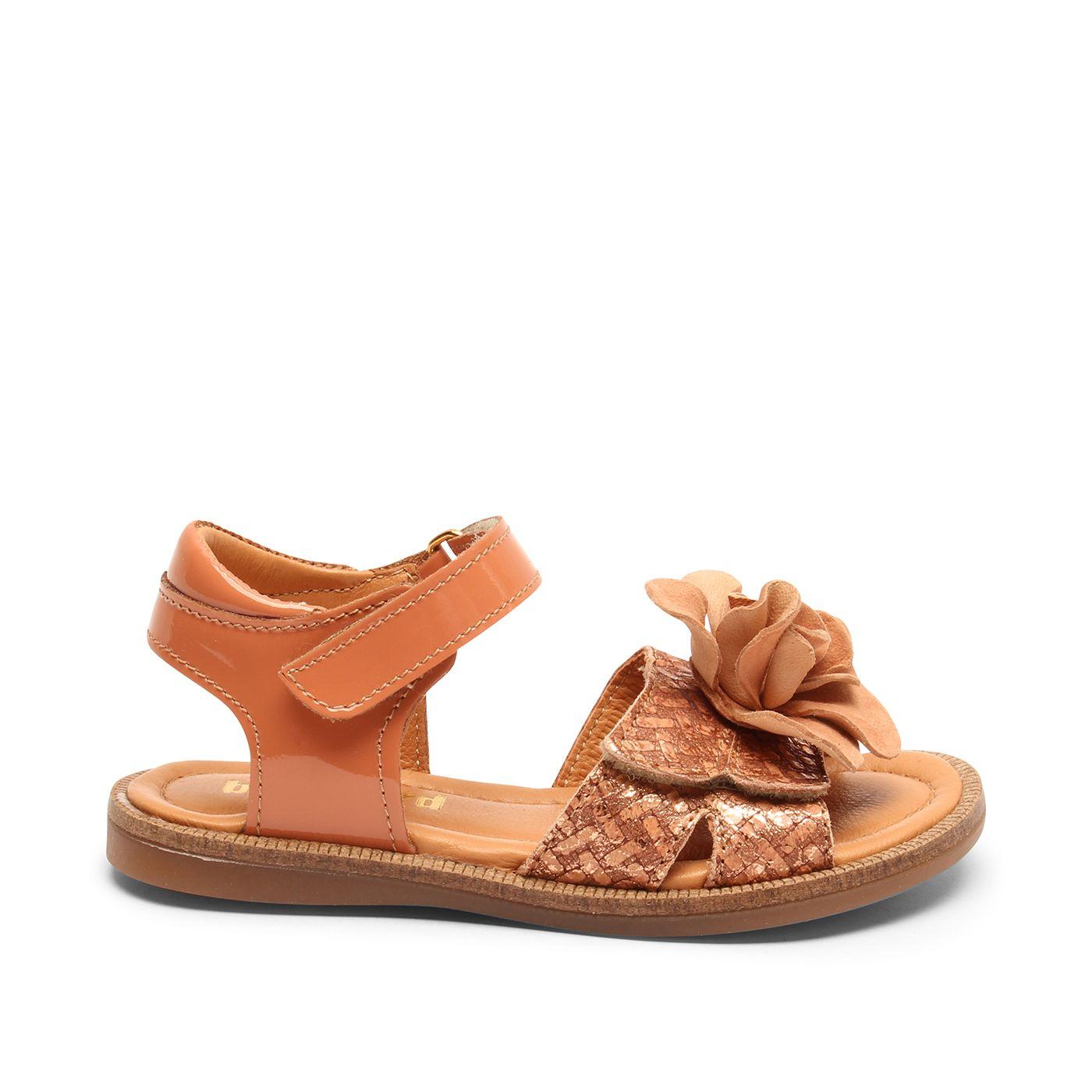 Bisgaard Agnes sandal, oak, 30