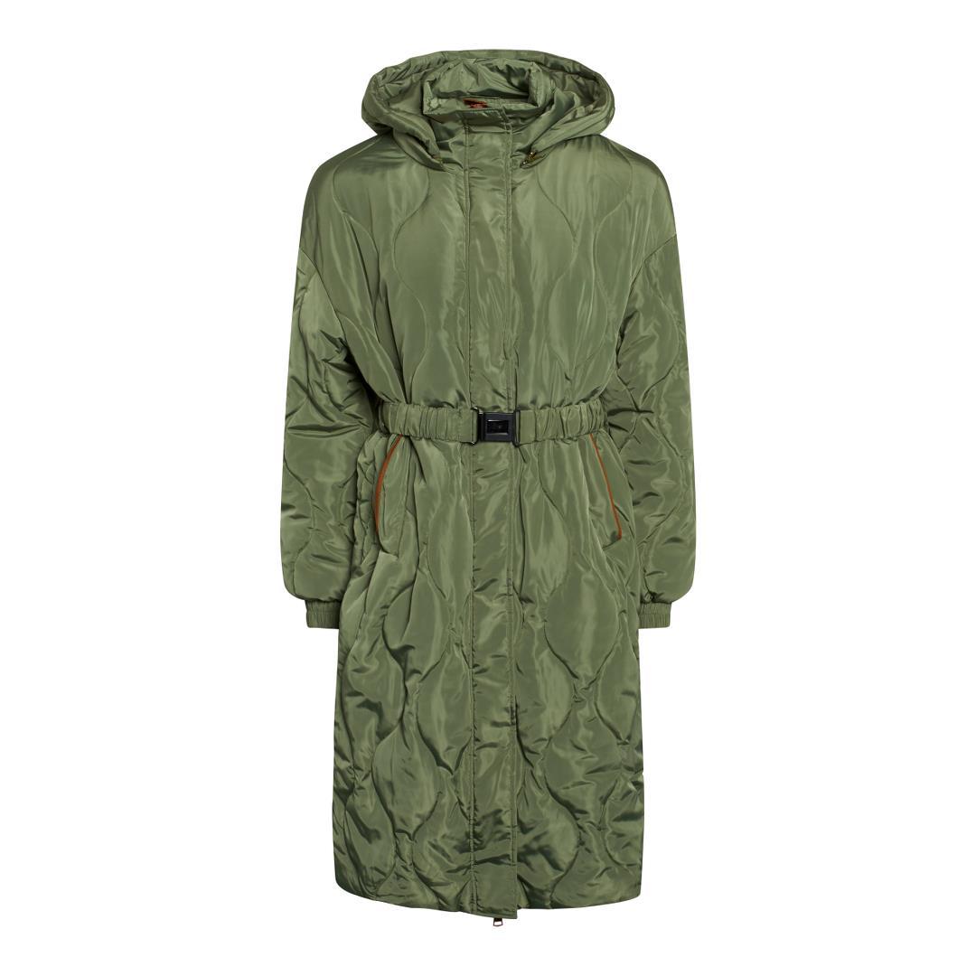 Co'Couture Aktis Quilt jakke, Silver Green, L