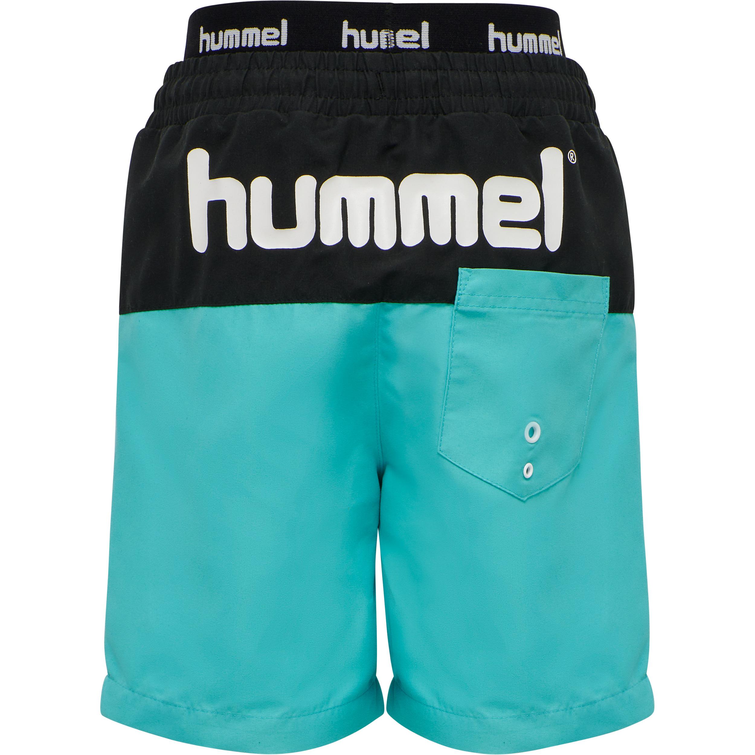 Hummel Garner Board shorts, scuba blue, 104