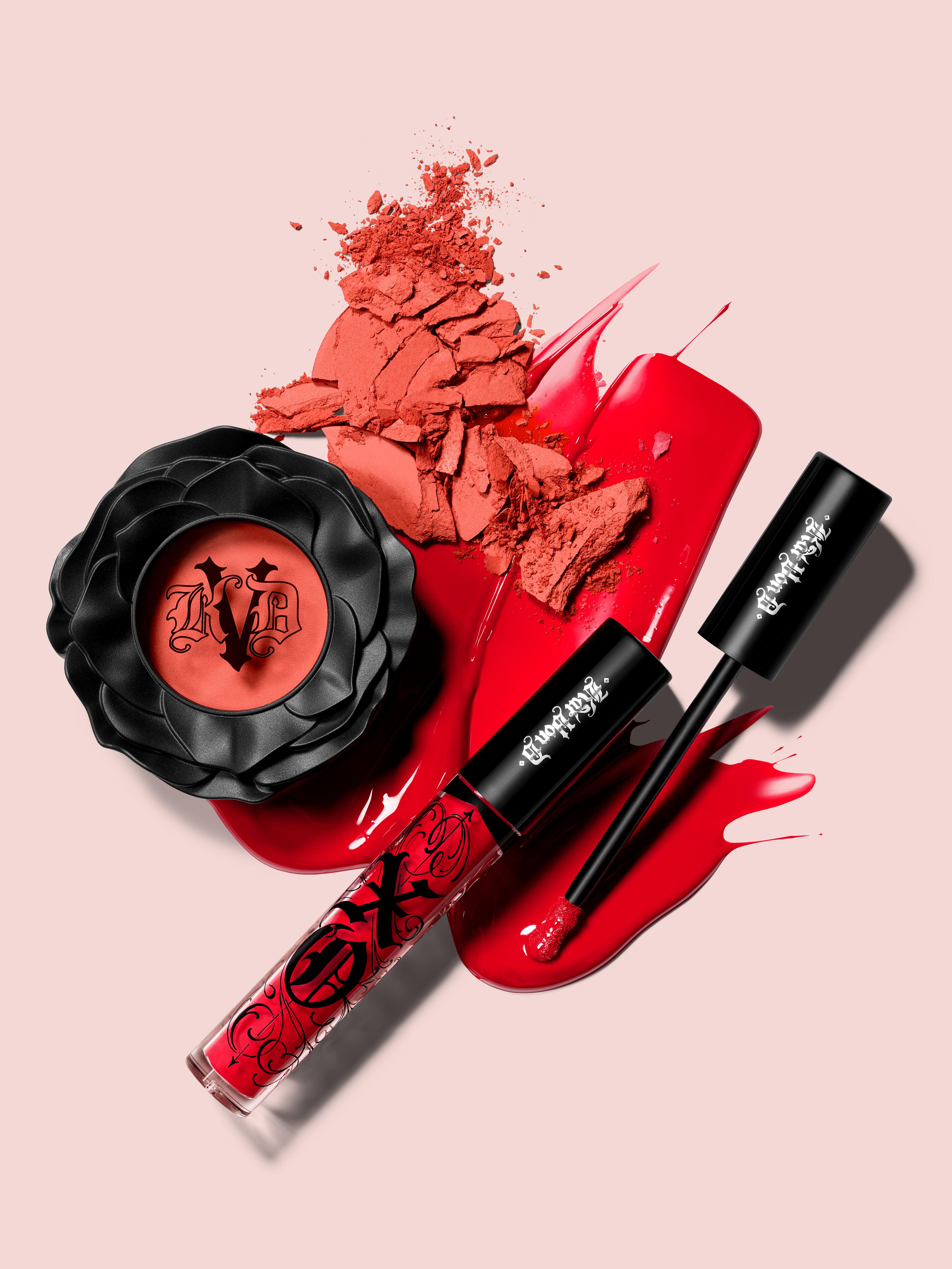 KVD Beauty Everlasting Blush, poppy