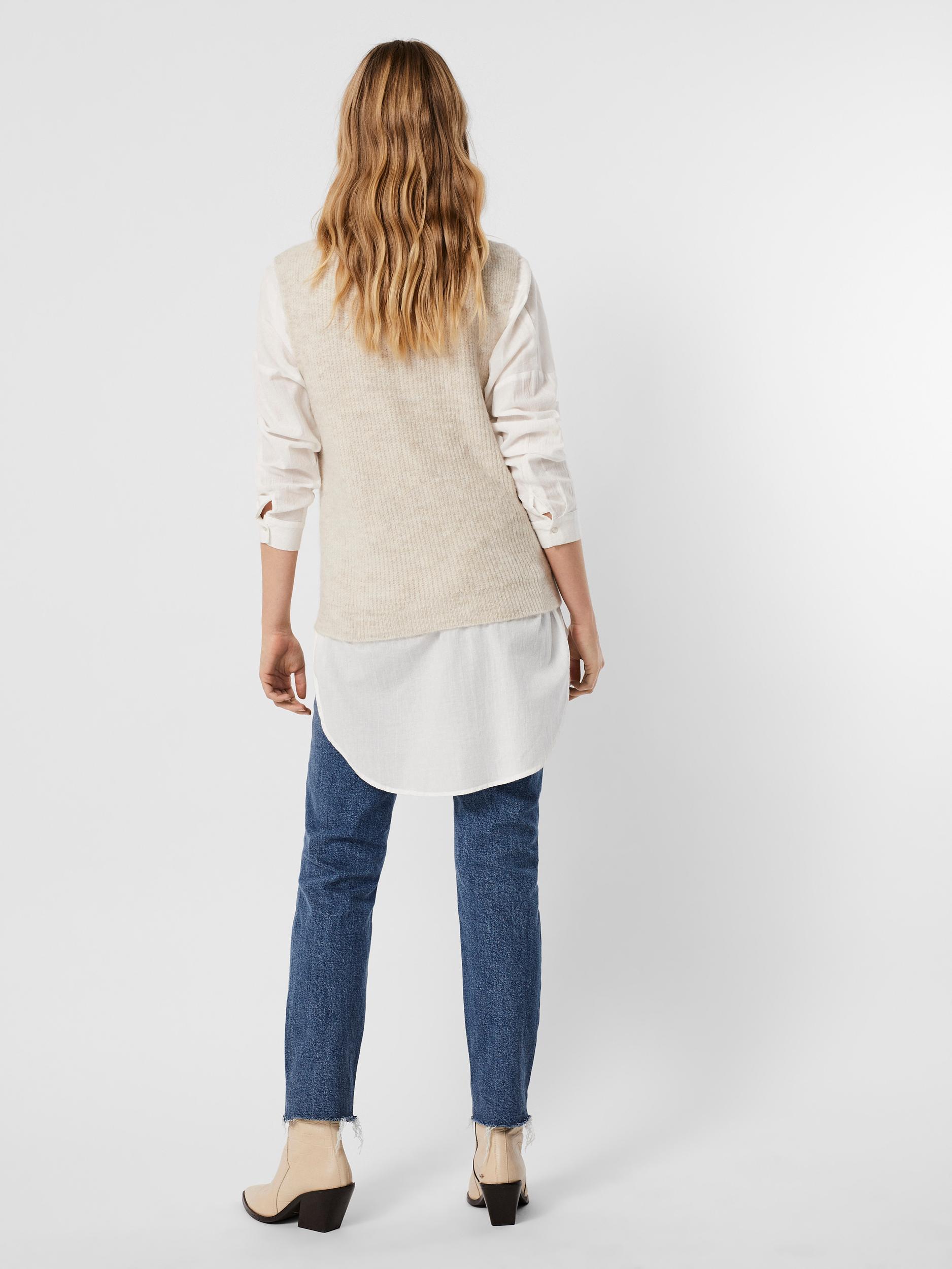 Vero Moda Olina vest, birch, XS
