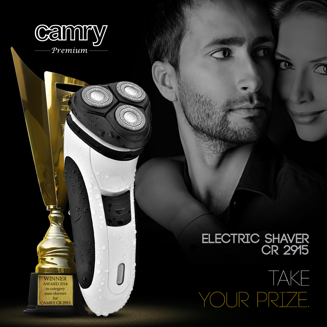 Camry CR2915 shaver