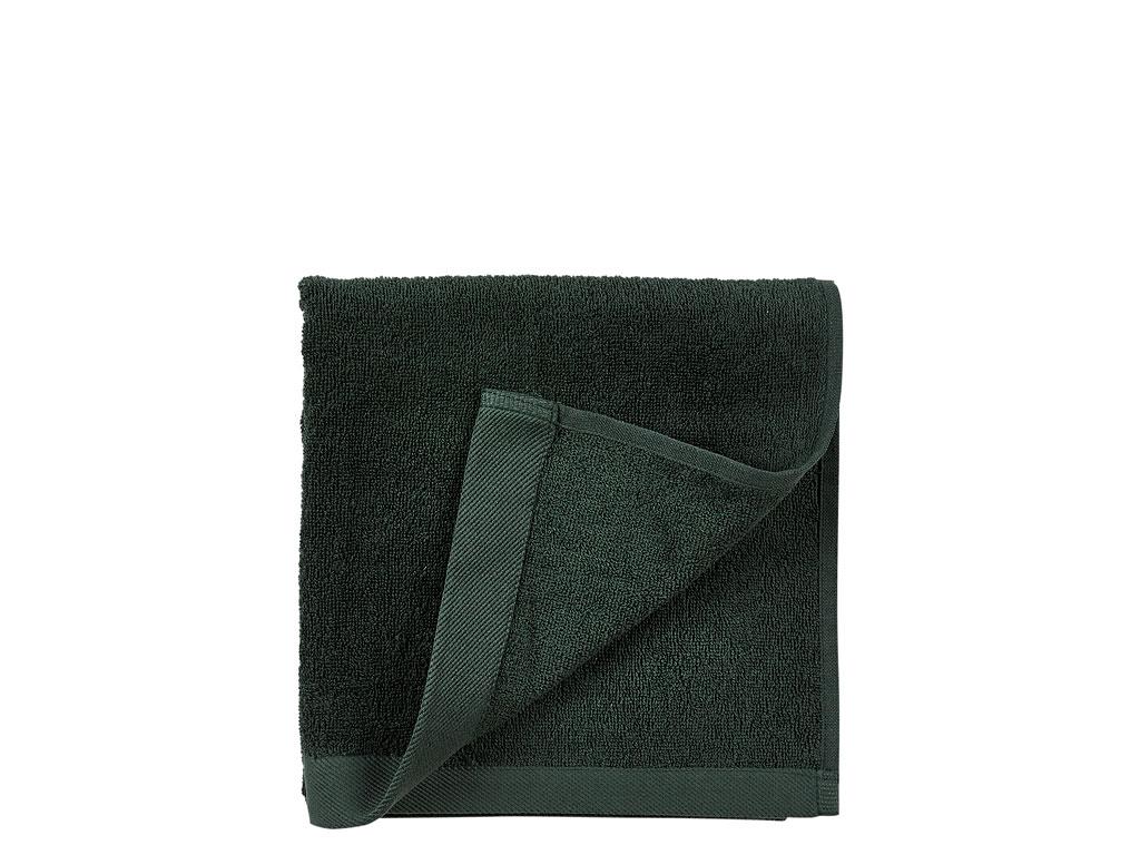 Södahl Comfort Organic håndklæde, 40x60 cm, deep green