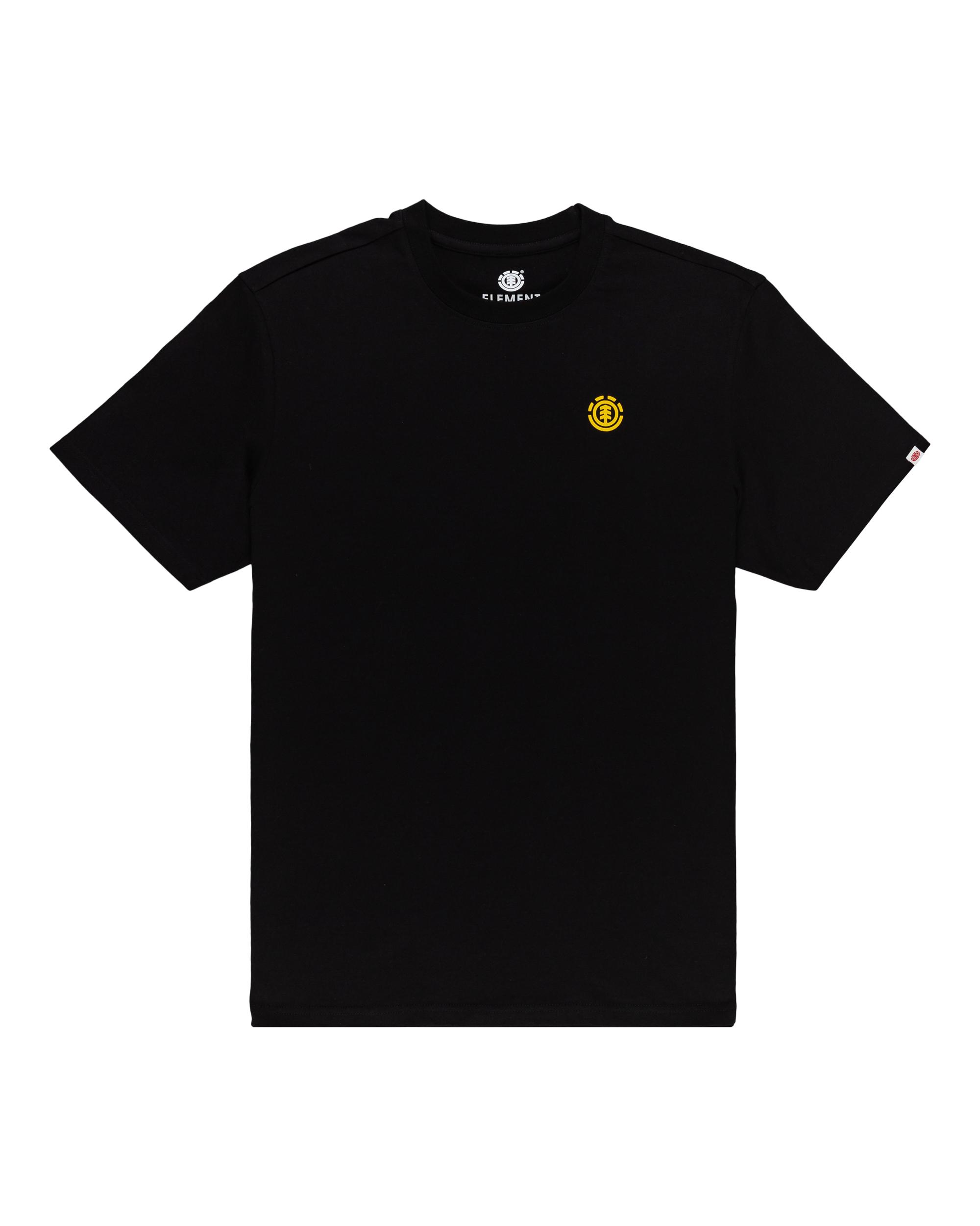 Element Foxwood t-shirt, black, medium