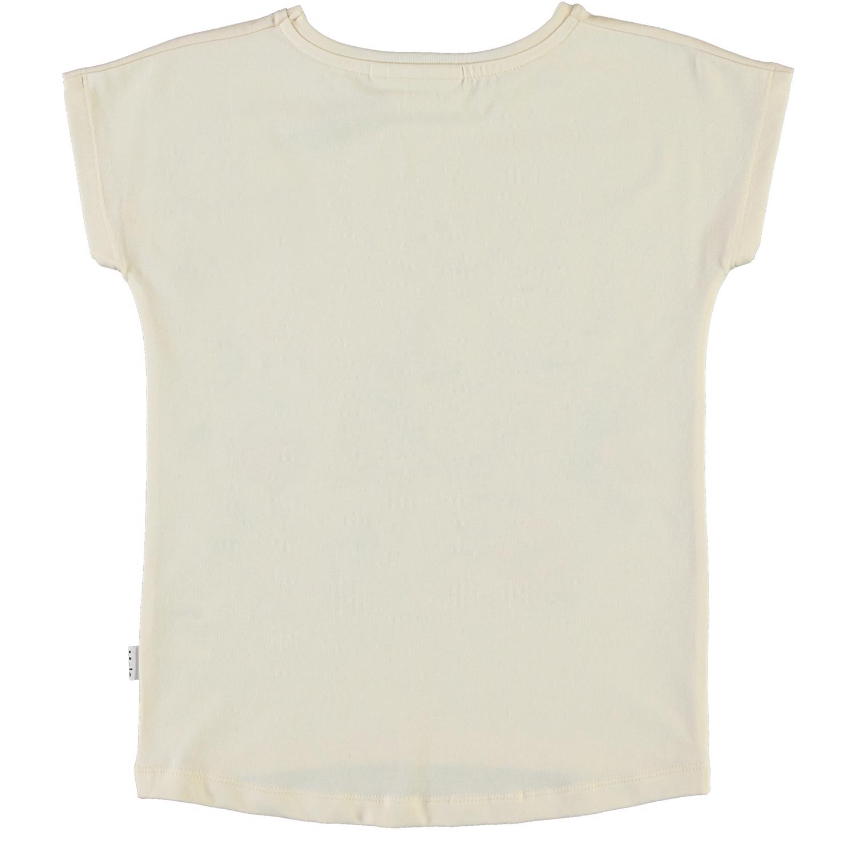 Molo Ragnhilde t-shirt, rainbow circle, 128