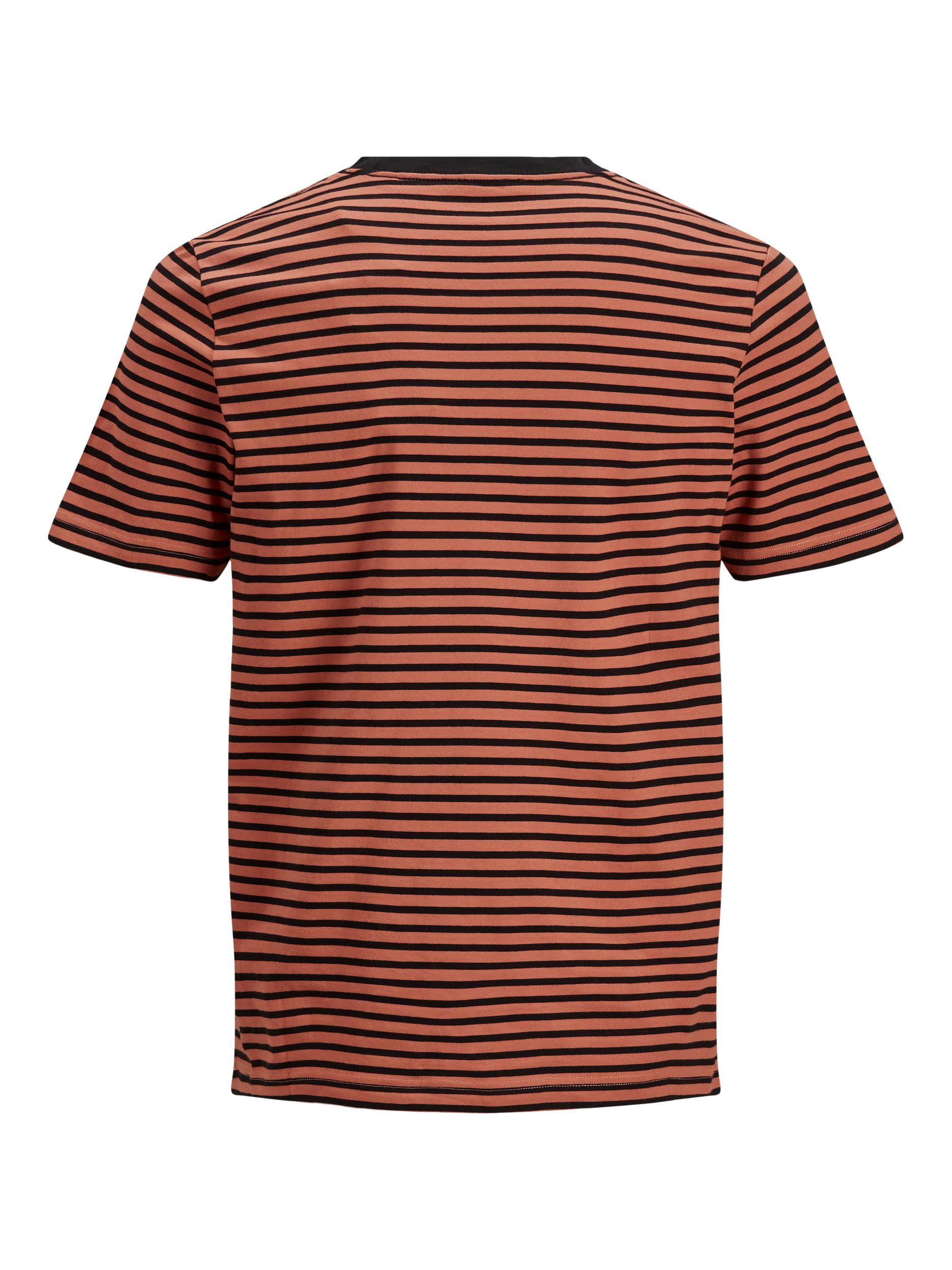 Jack & Jones blastudio t-shirt, mecca orange, x-large