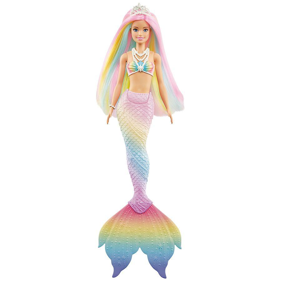 Barbie Dreamtopia regnbue havfrue dukke