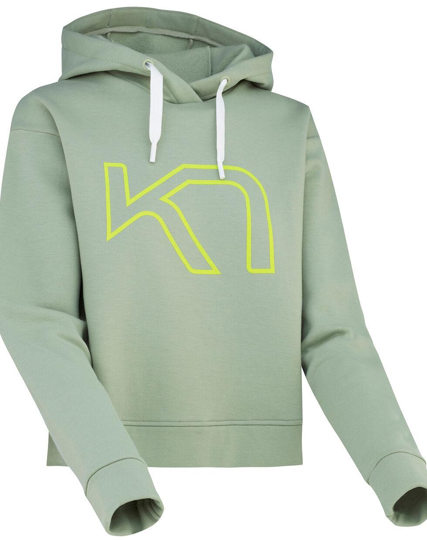 Kari Traa Vero hoodie, slate, medium