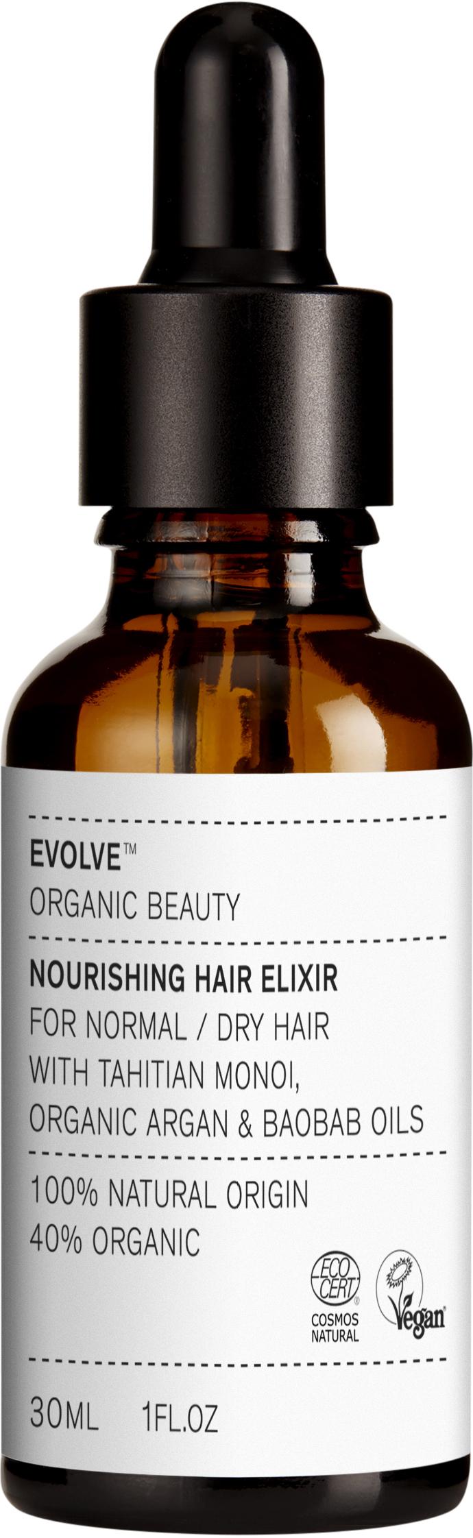 Evolve Nourishing Hair Elixir, 30 ml