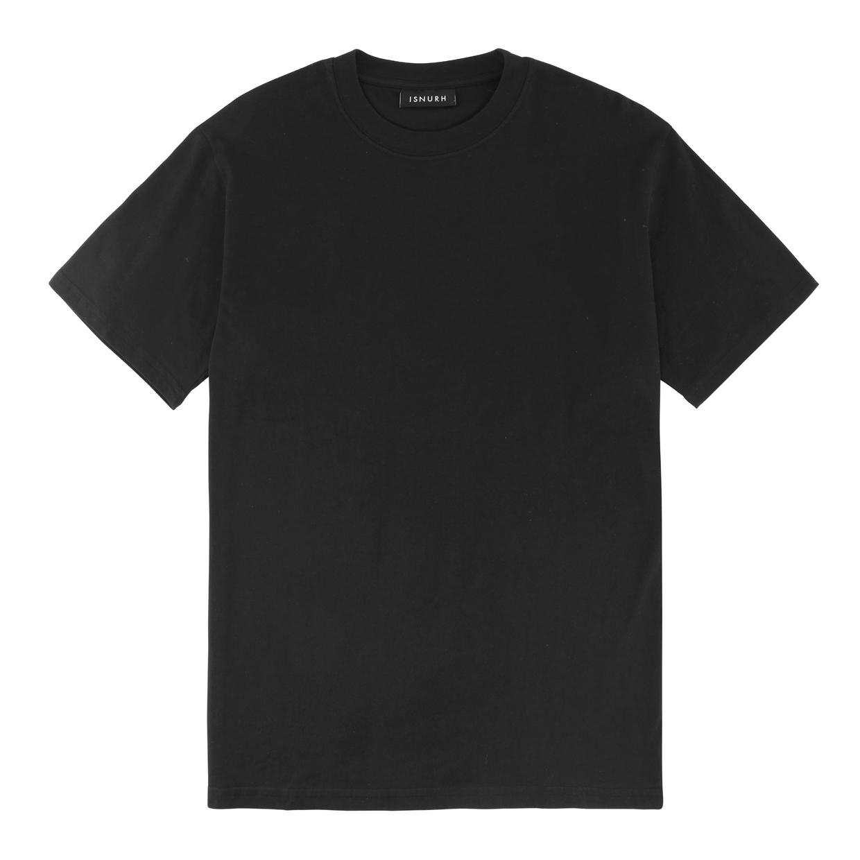 ISNURH Majestic t-shirt, black, medium