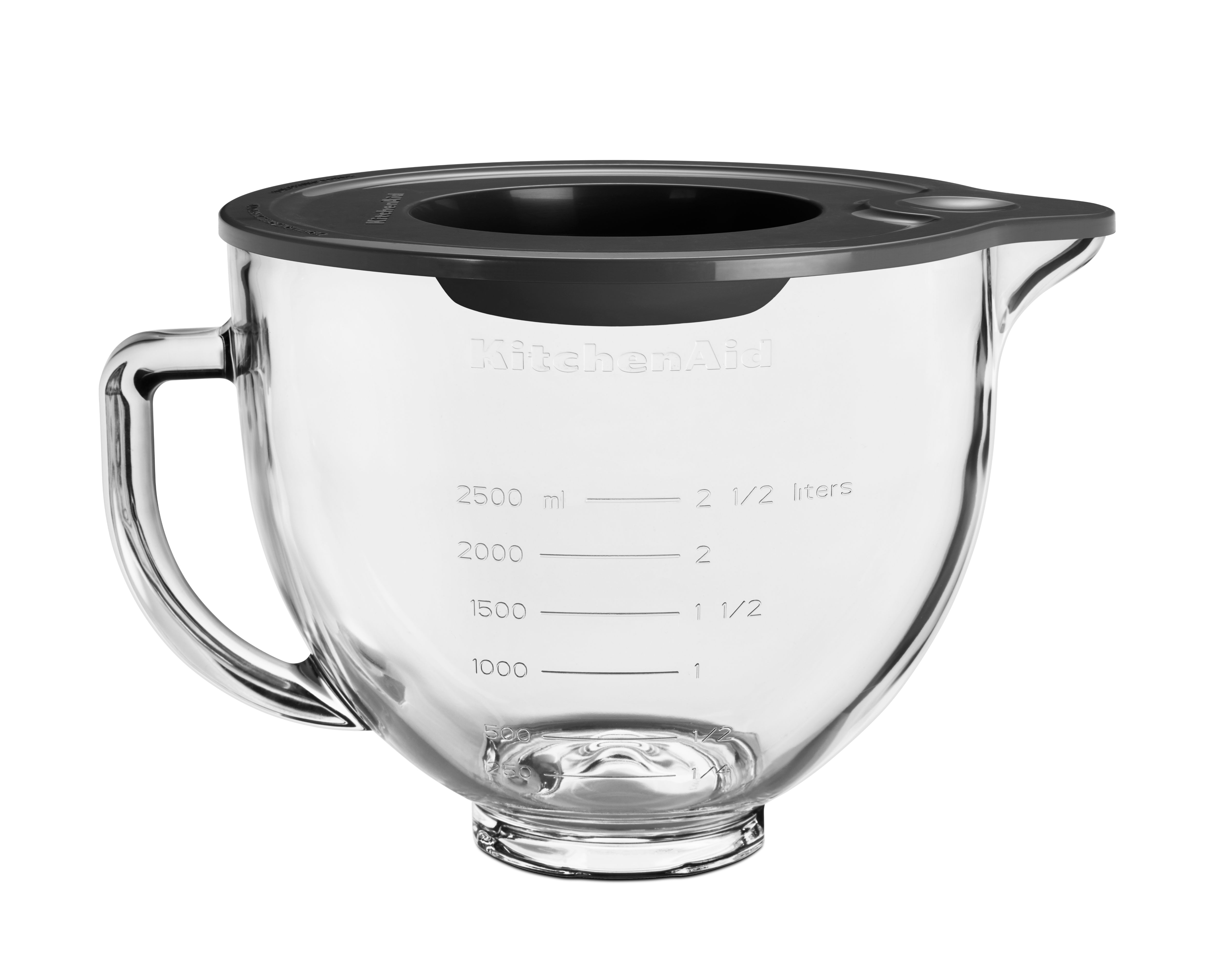 KitchenAid Artisan standmixer tilbehør, glasskål 4,7 liter
