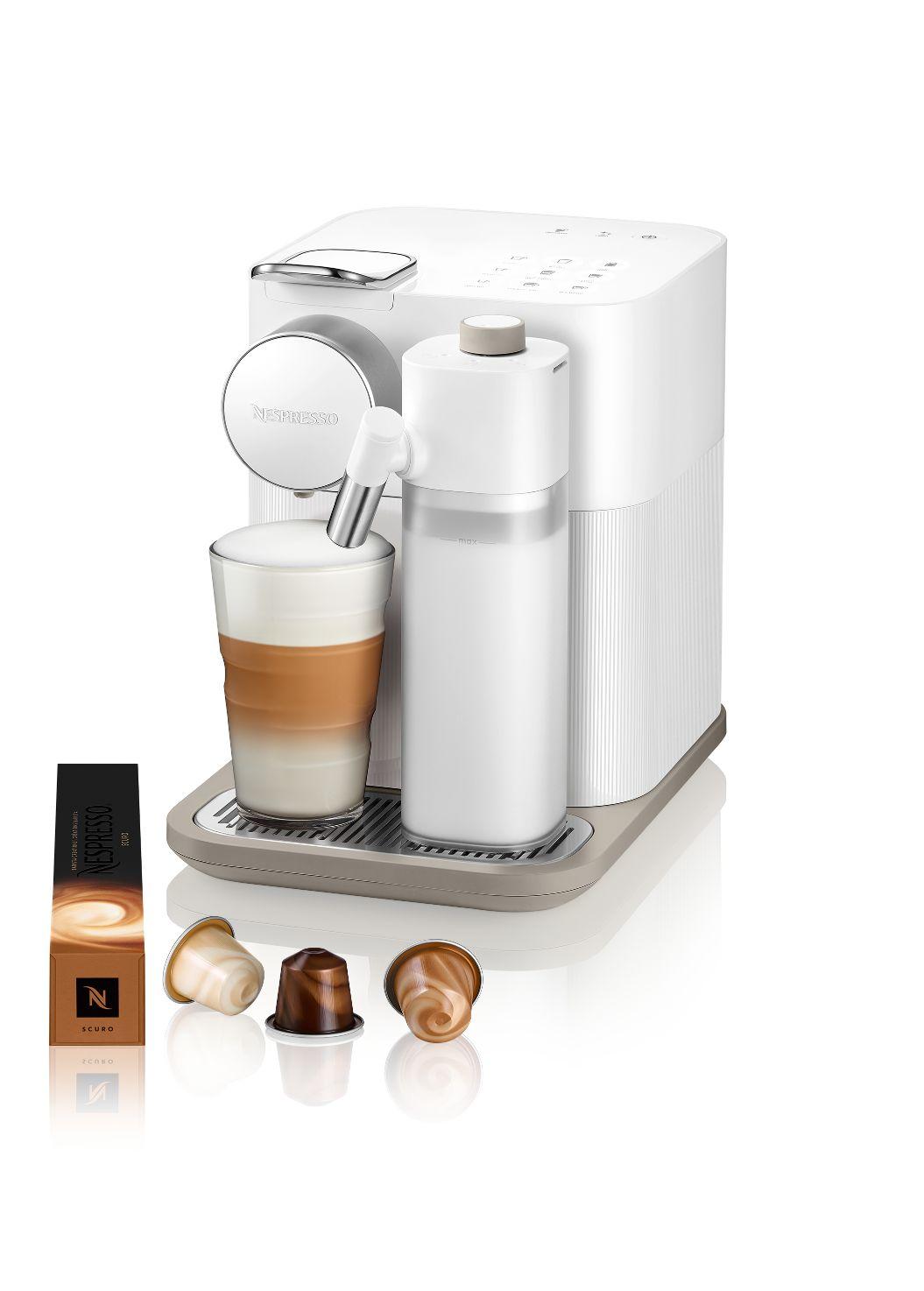 Nespresso® Gran Lattissima F531 kaffemaskine, black
