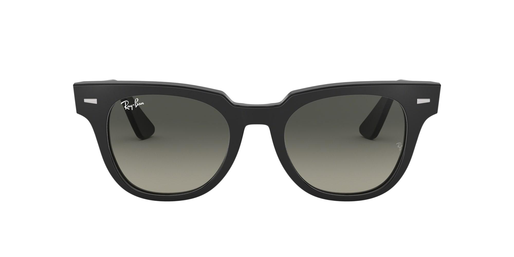 Ray Ban Meteor Classic solbriller, black/grey gradient