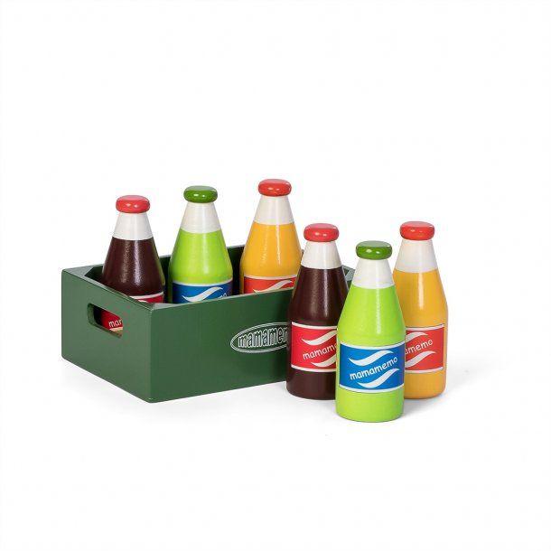 MaMaMeMo sodavand i kasse, 6 stk