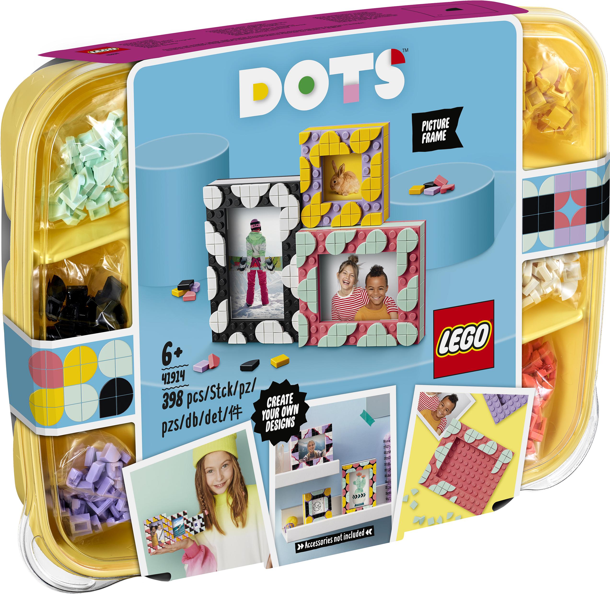 LEGO DOTS Kreative billedrammer - 41914