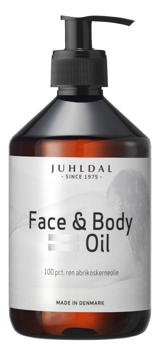 Juhldal Face & Body Oil, 500 ml