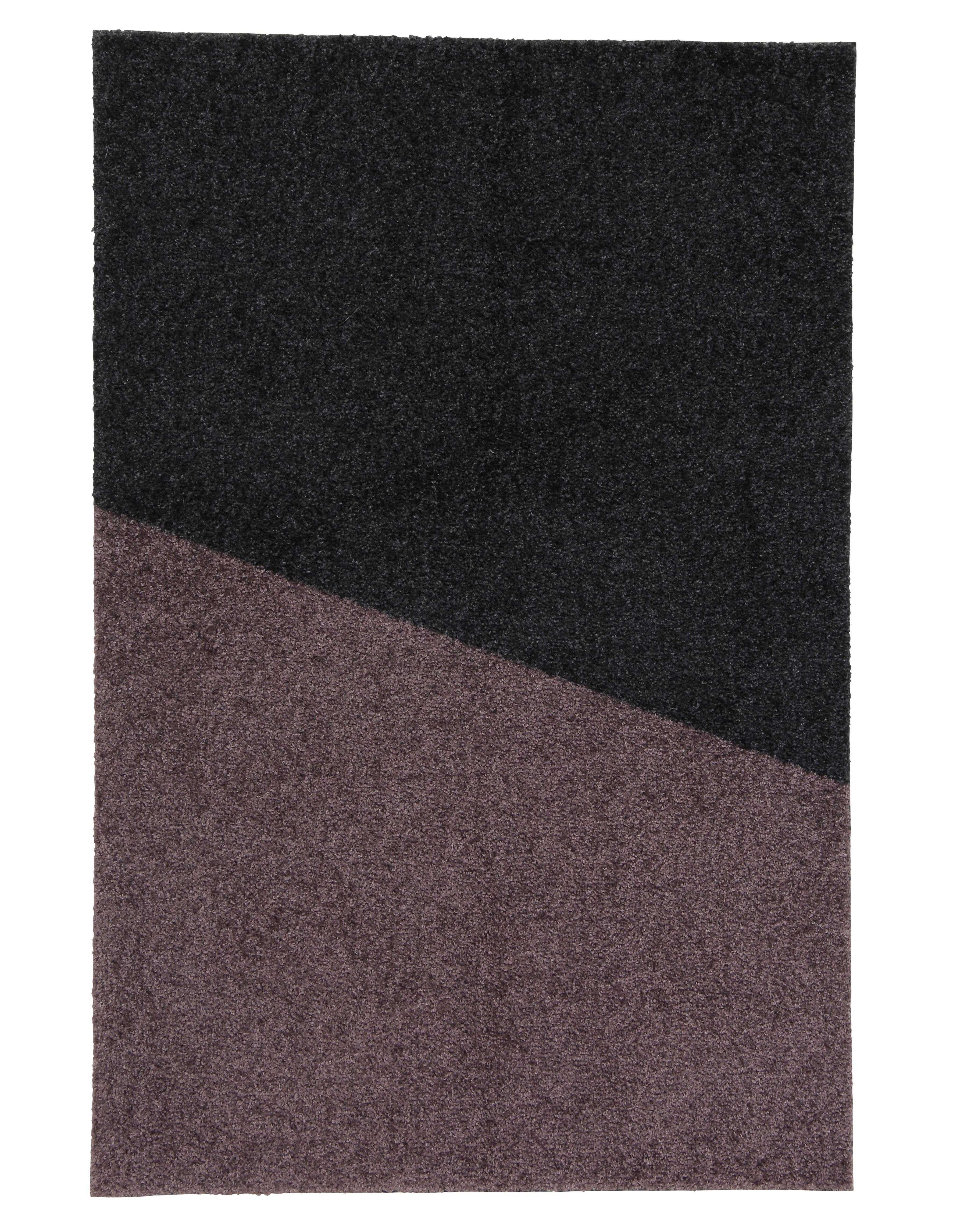 Mette Ditmer Duet gulvmåtte, 70x150 m, lilla