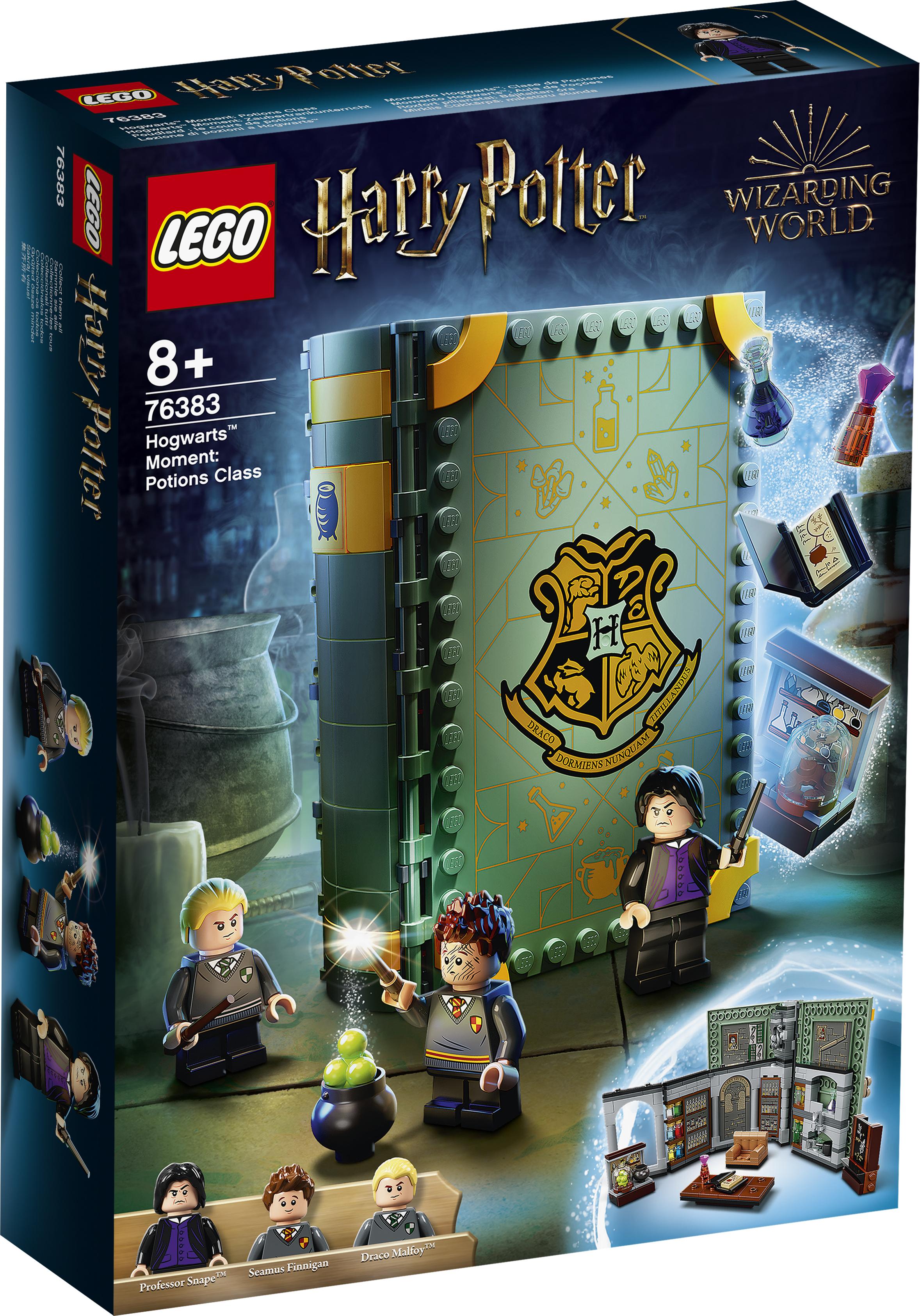 LEGO Harry Potter Hogwarts eliksirlektion - 76383