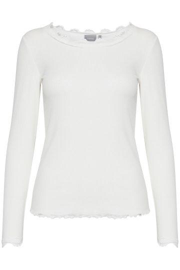 Fransa HizamondFR bluse, white, x-small