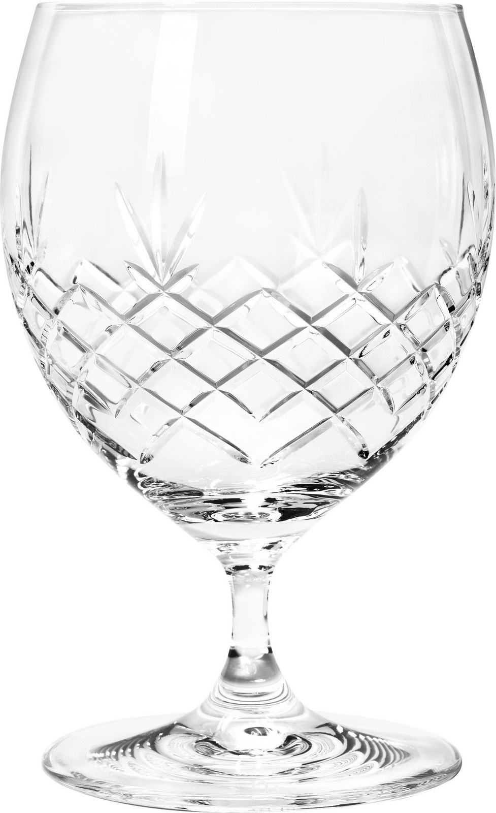 Frederik Bagger Crispy Eightball glas, 2 stk