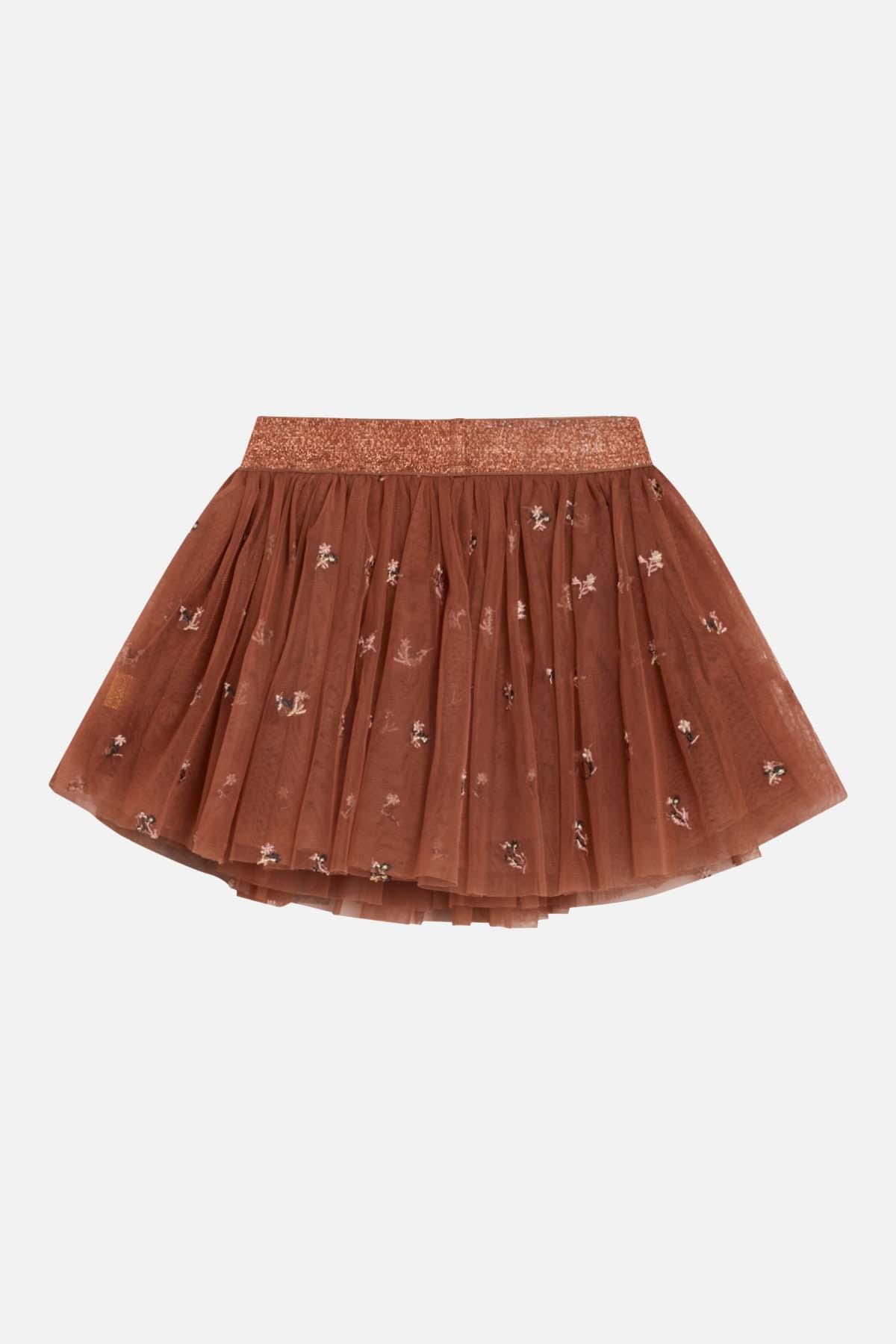 Hust & Claire Naina nederdel, carob, 98