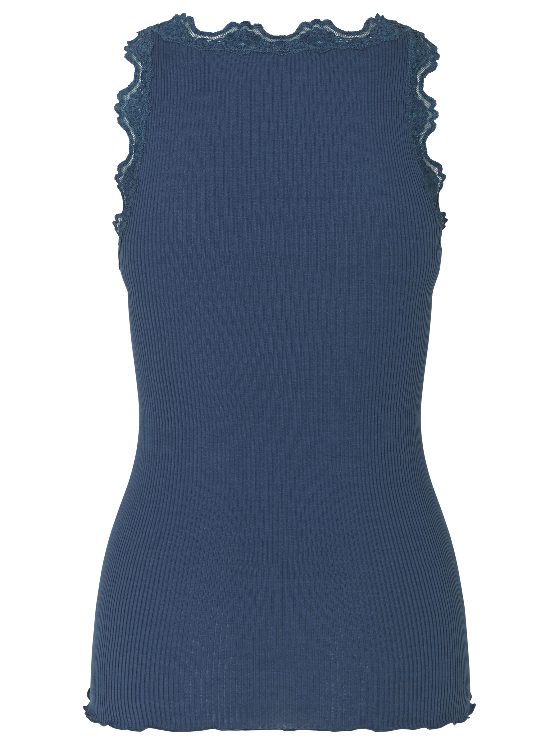 Rosemunde 5205 top, Denim blue, Small