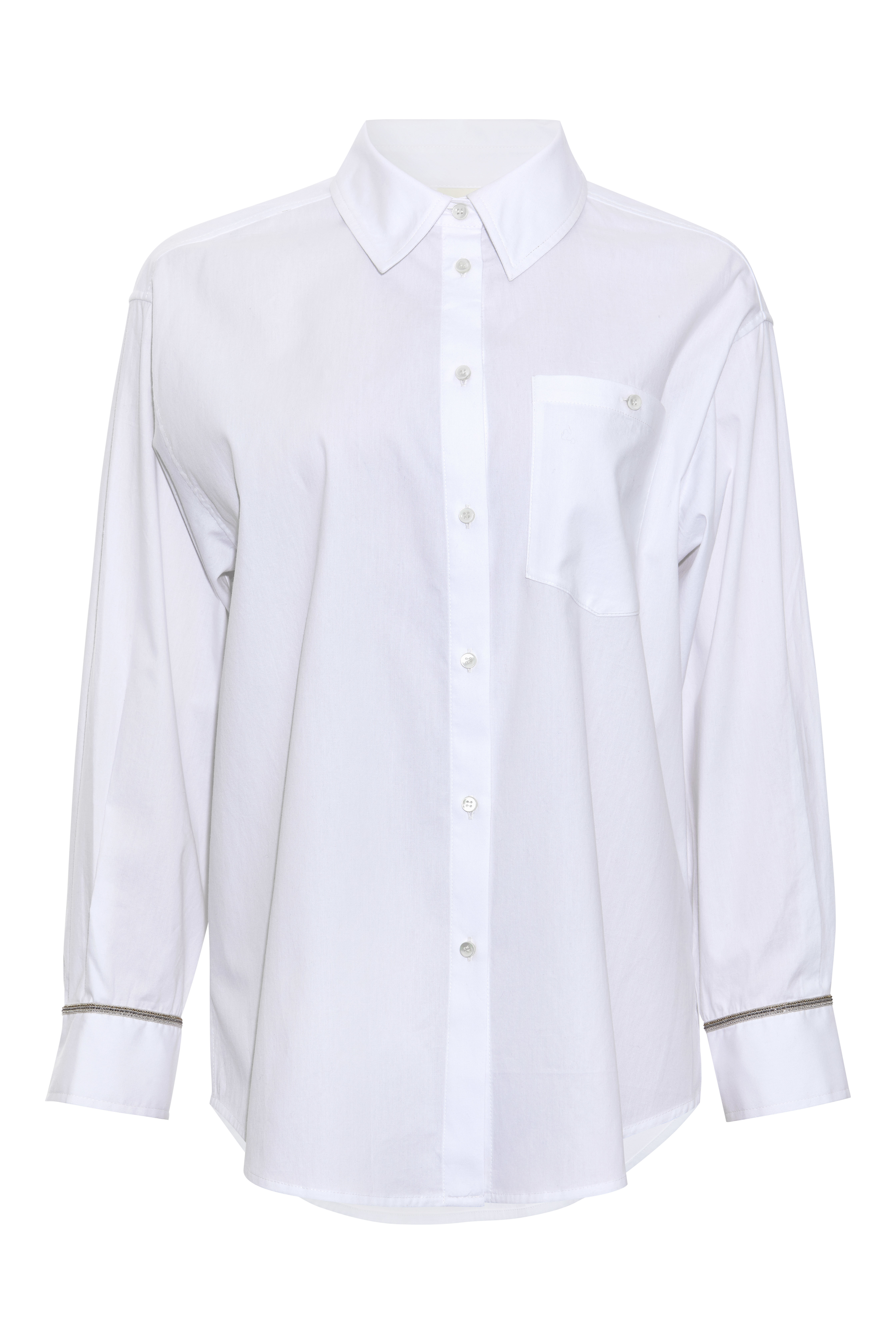Heartmade Mekan Skjorte, Off White, 42