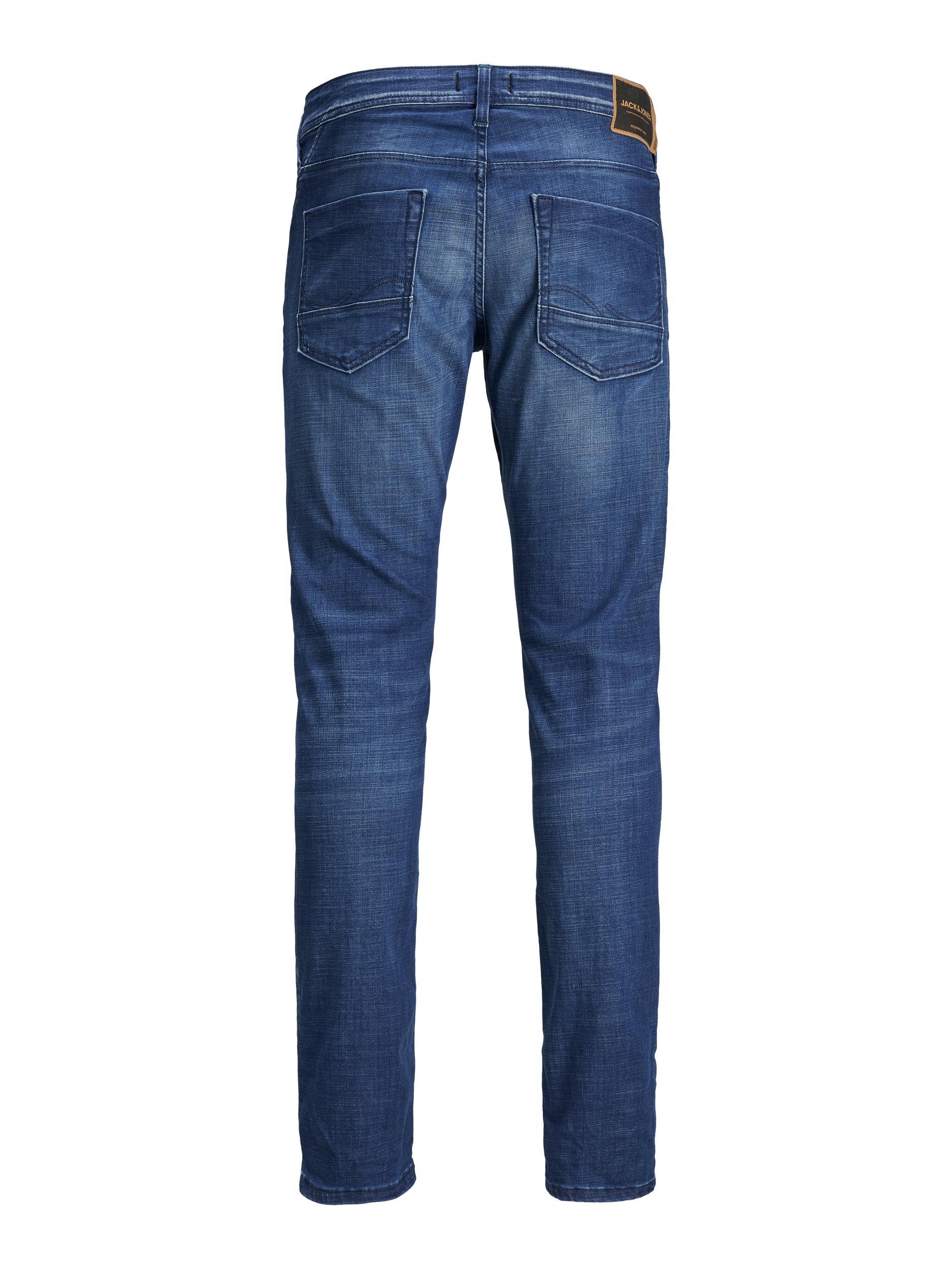 Jack & Jones Glenn Rock jeans, blue denim, 33/36