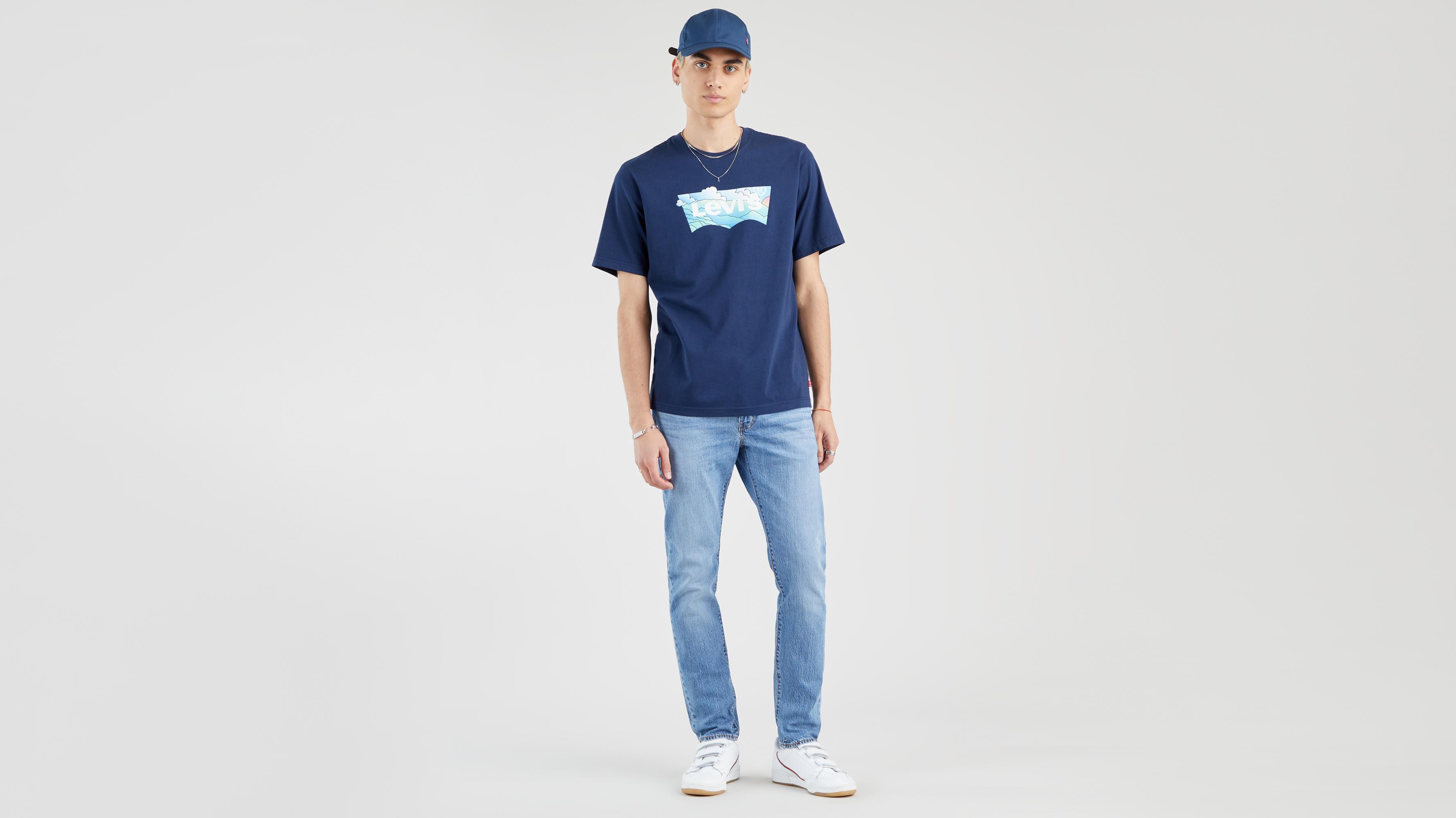 Levis Taper Jeans, Indigo, W31/L32