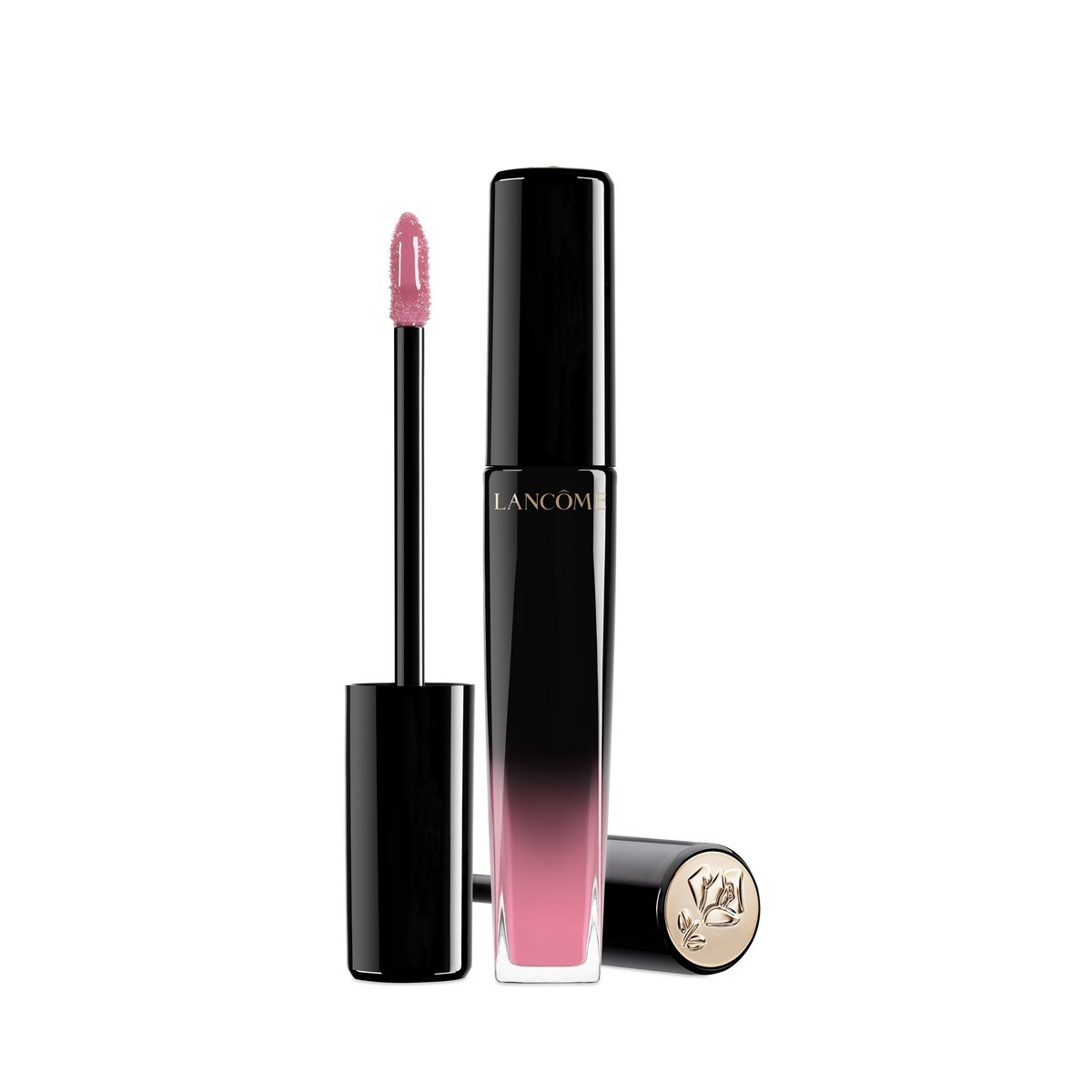 Lancôme L'Absolu Lacquer Lipstick First Date 312