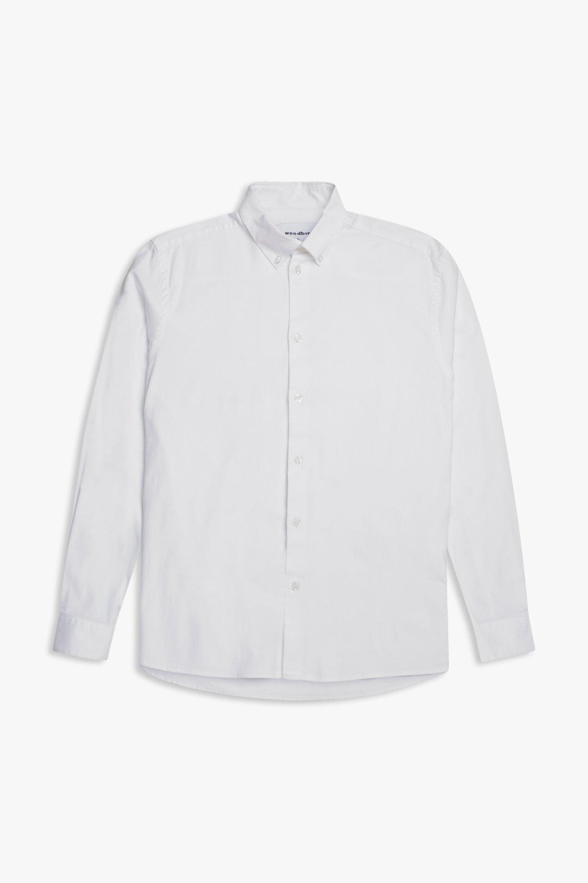 Woodbird Trime skjorte