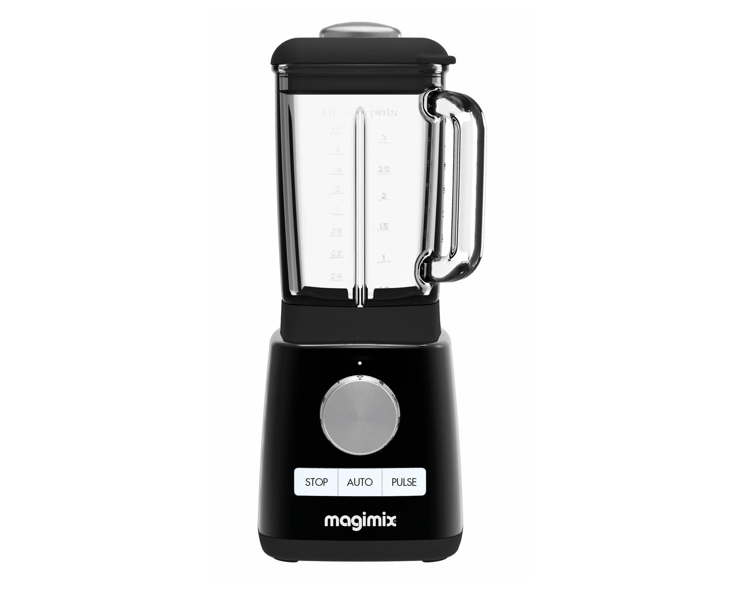 Magimix Power blender, 1,8 liter, sort