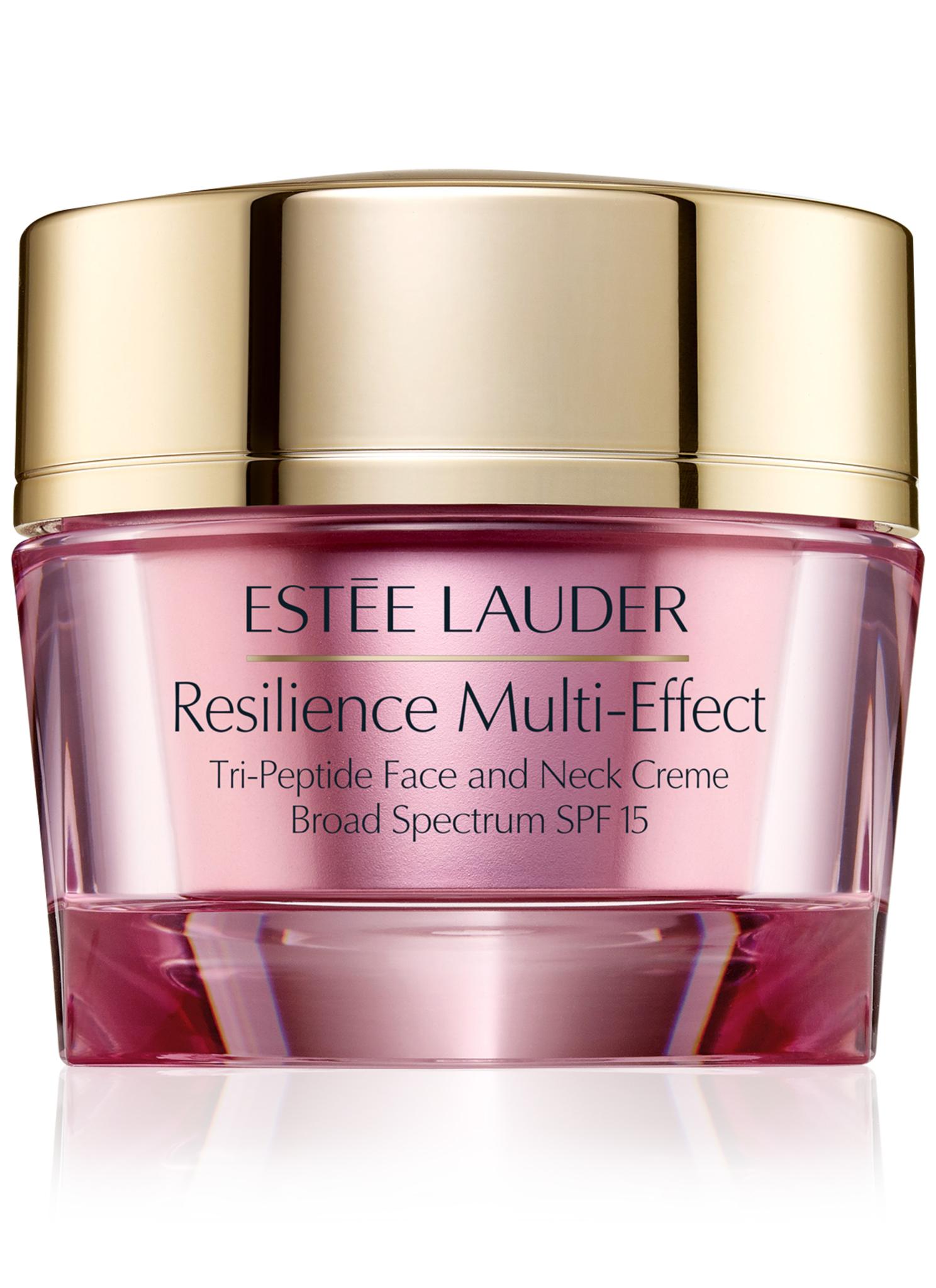 Estée Lauder Resilience Multi-Effect Face & Neck Creme SPF15, dry skin, 50 ml