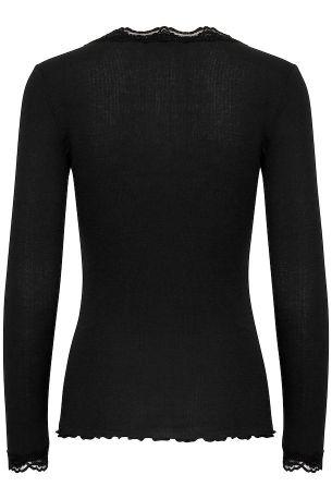 Fransa HizamondFR bluse, black, x-small