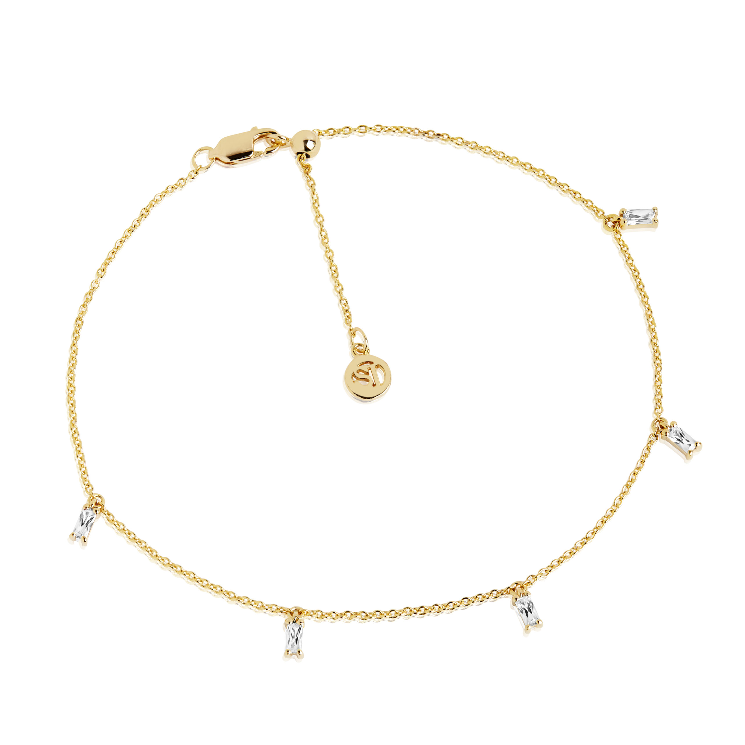 Sif Jakobs Jewellery Princess ankelkæde